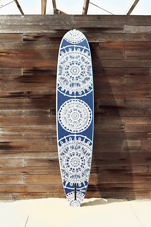 Product Image: Custom Painted Surf Board