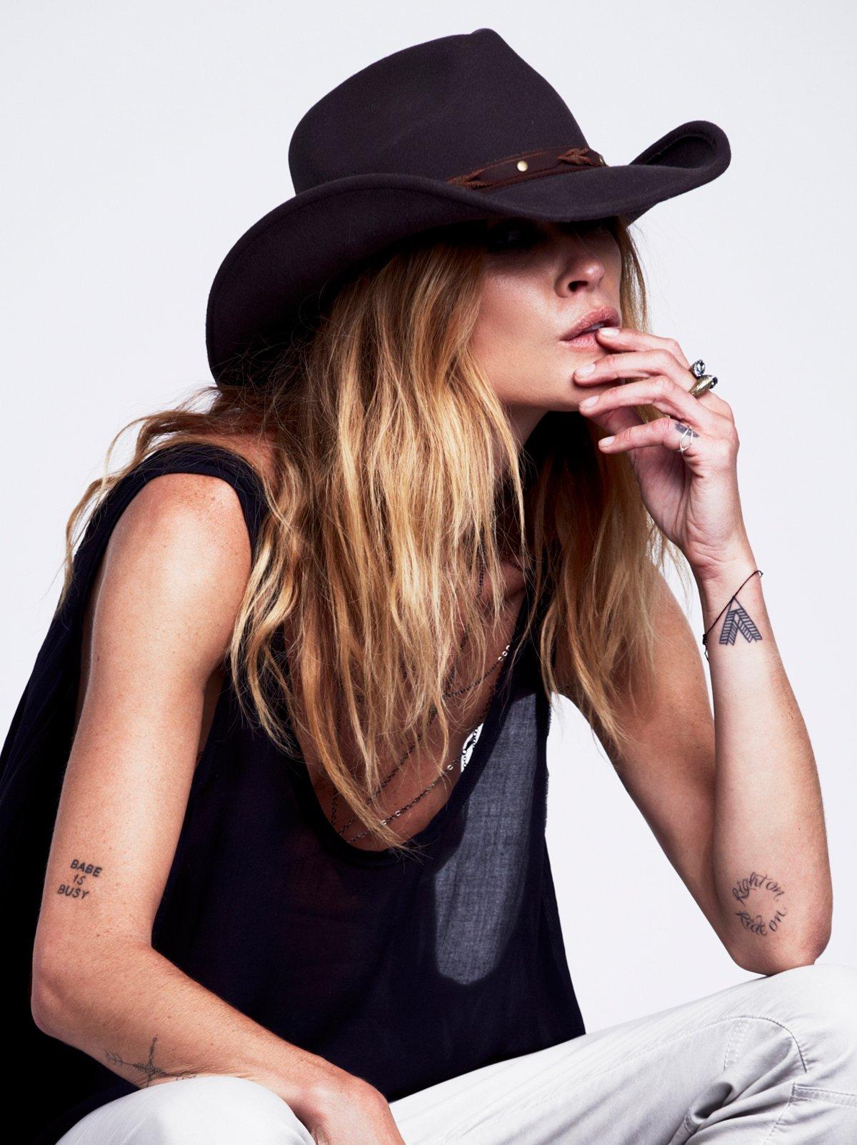 Sloane牛仔帽
