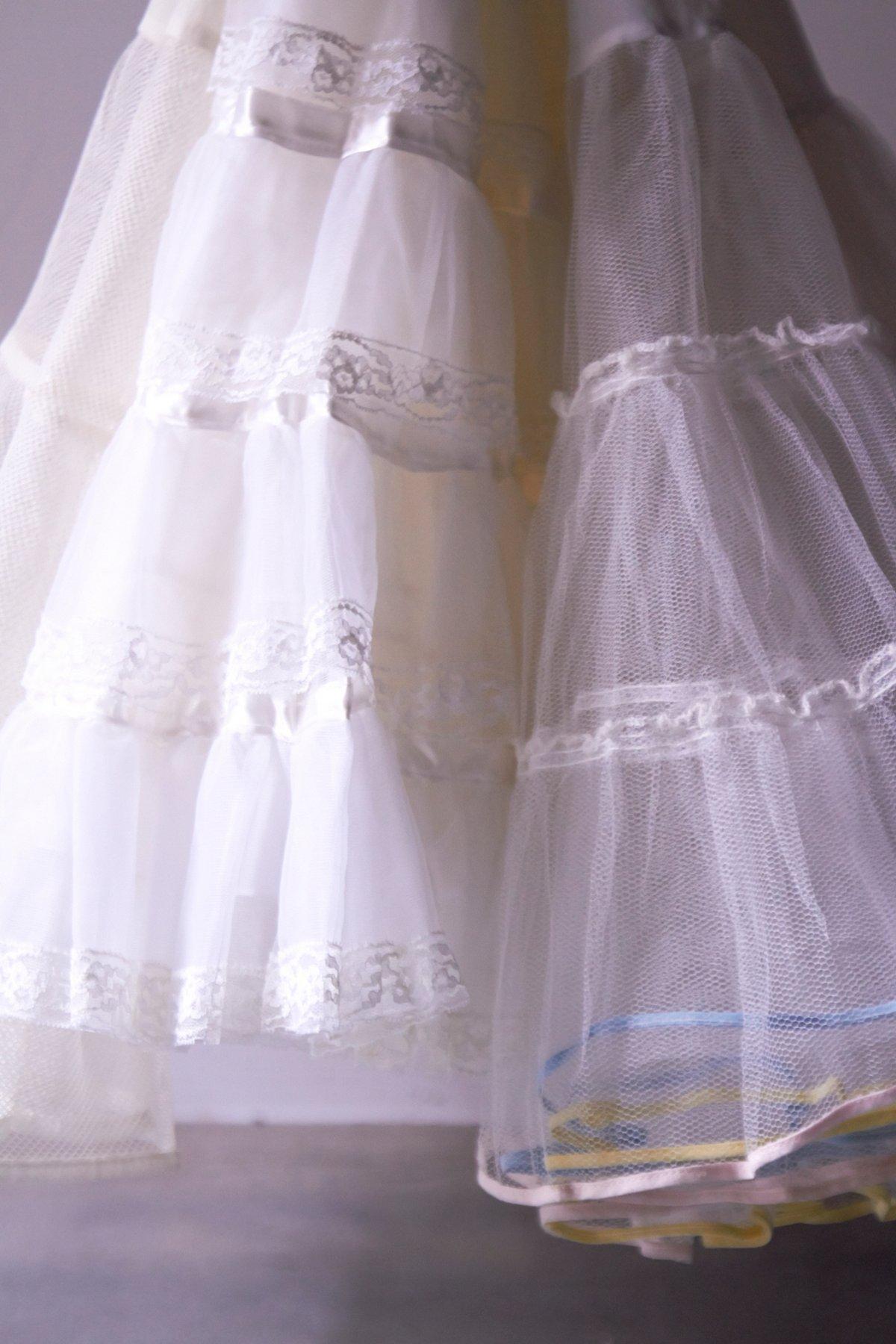 Vintage 1950s Crinoline Skirt