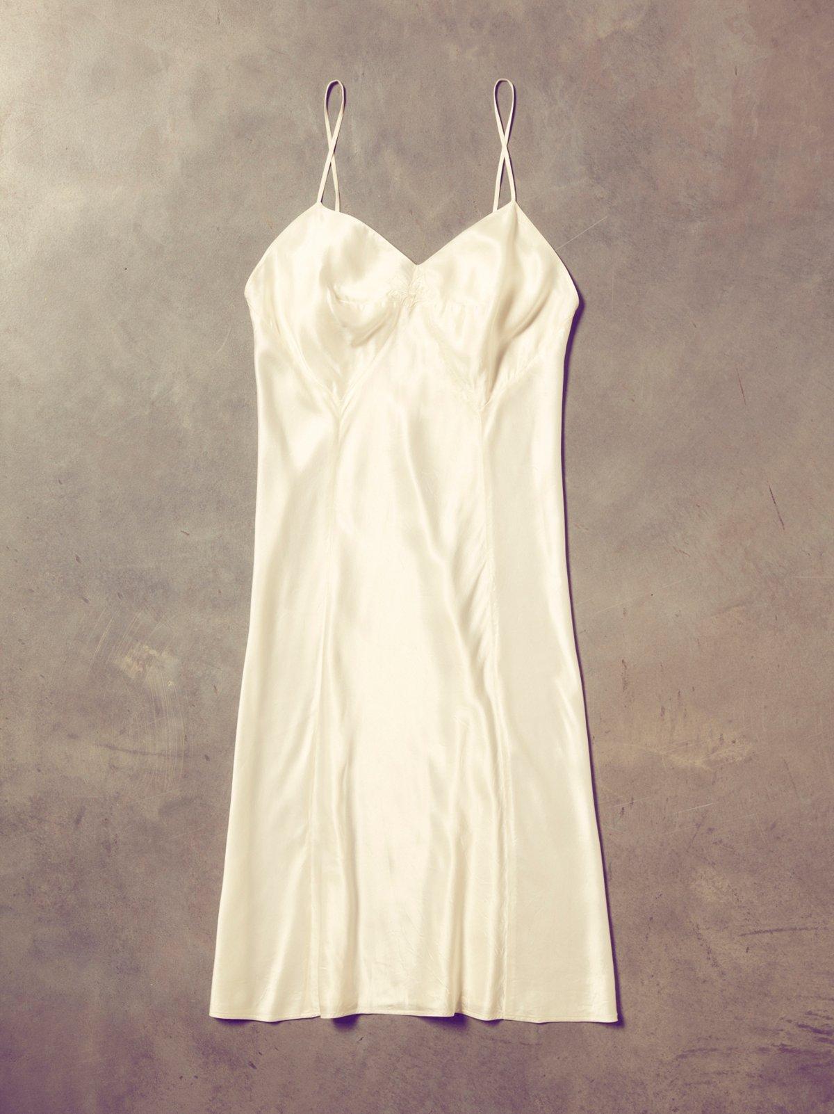 Vintage 1960s Slip Dress