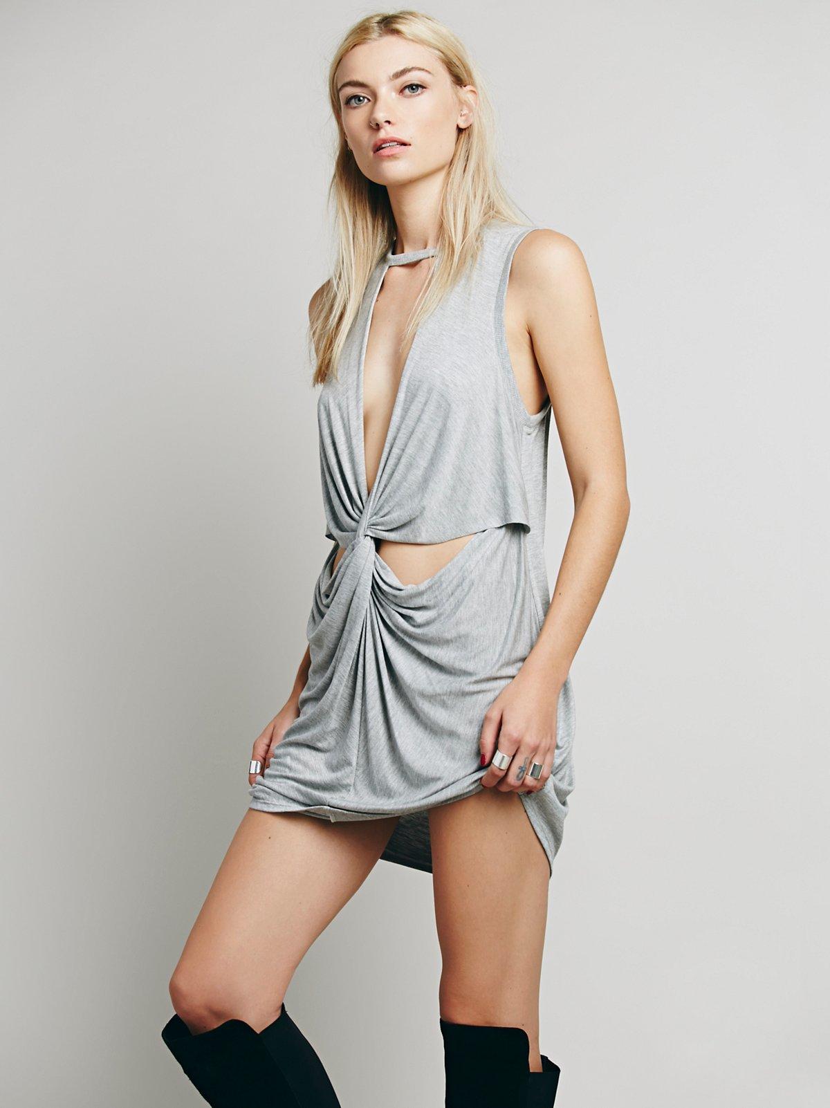 Twisted T Dress