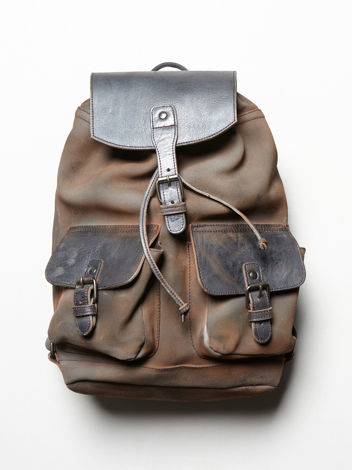 Distressed Logan Backpack