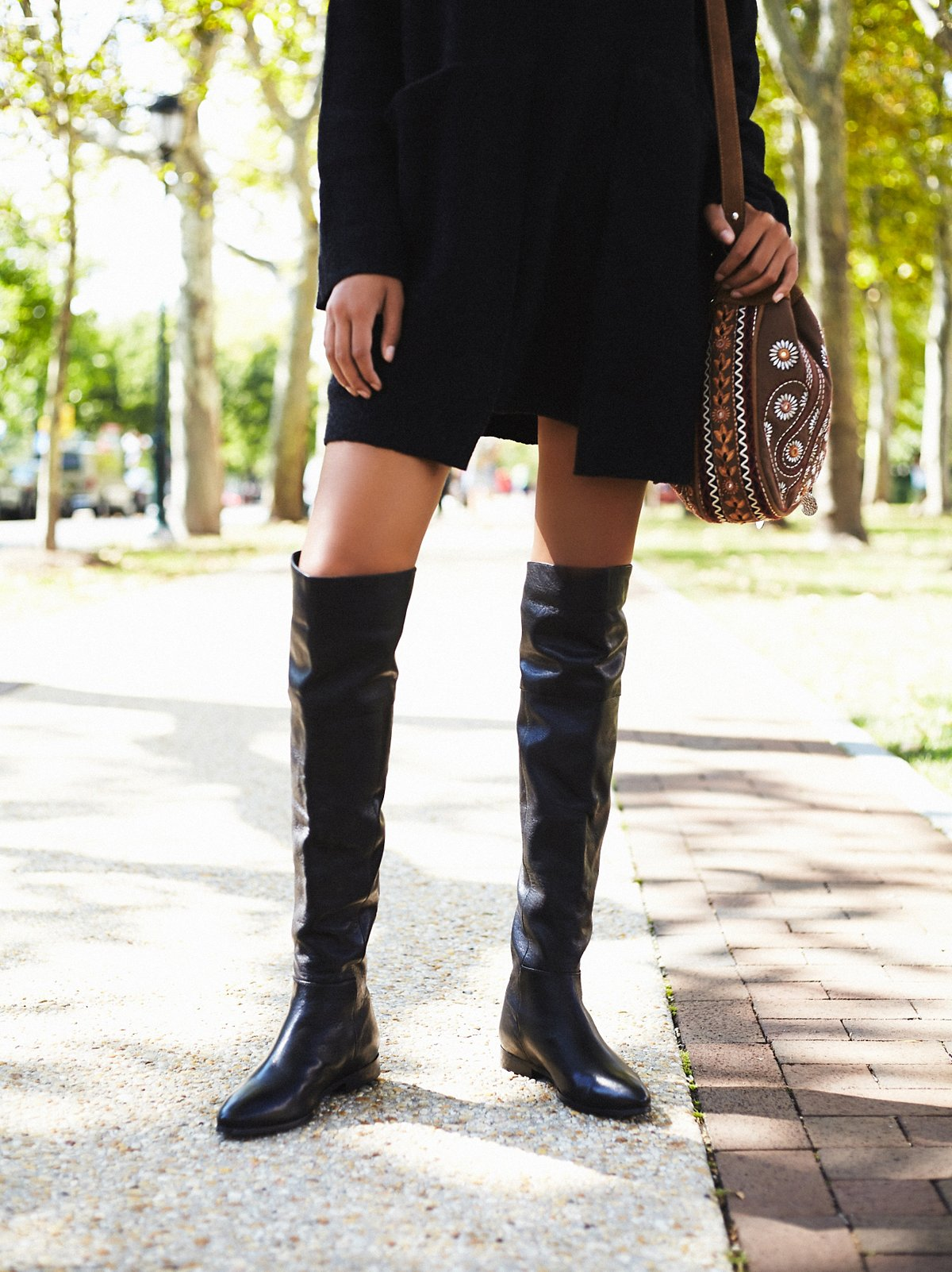 Grafton Over the Knee Boot