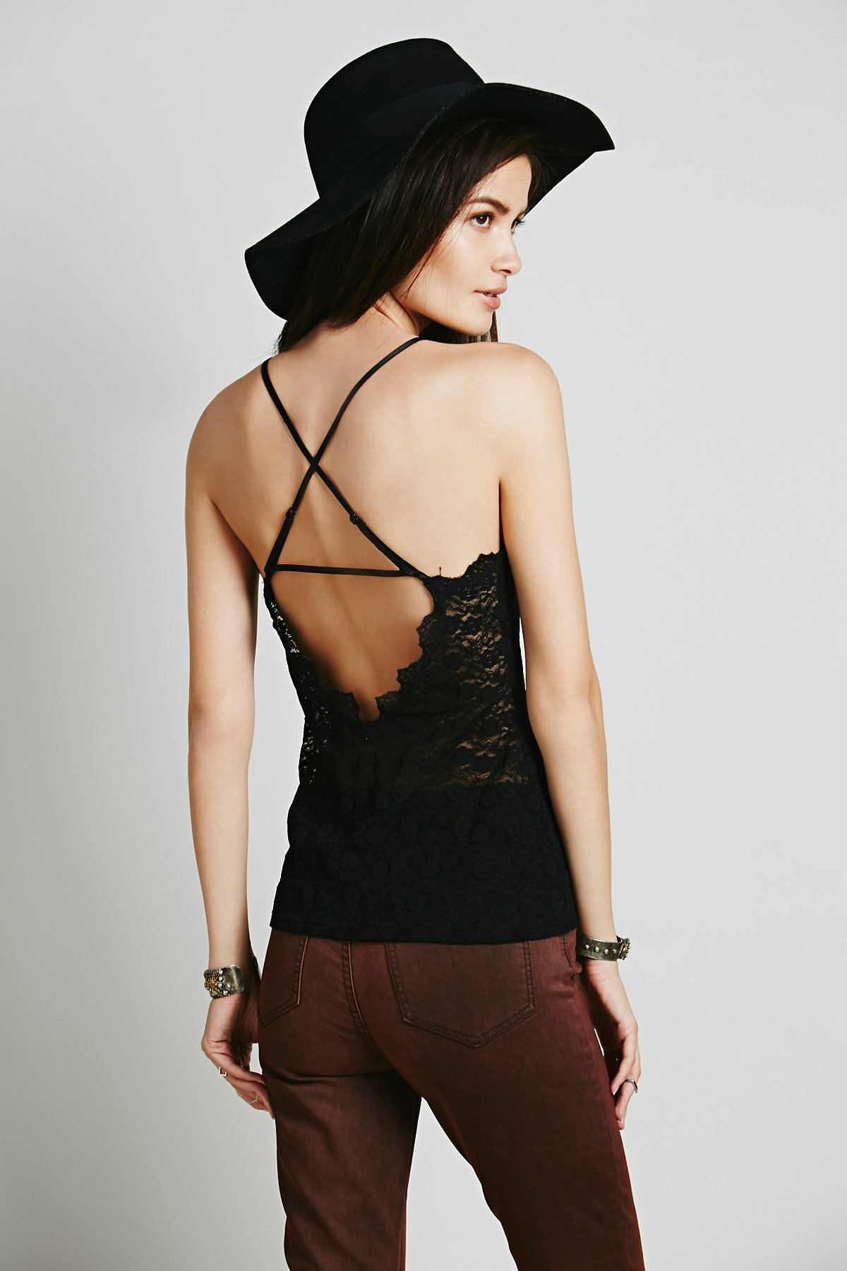 Strapped Layering Cami