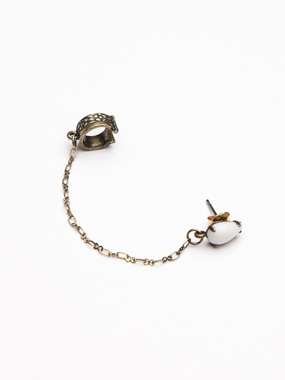 Cuff to Stud Earring