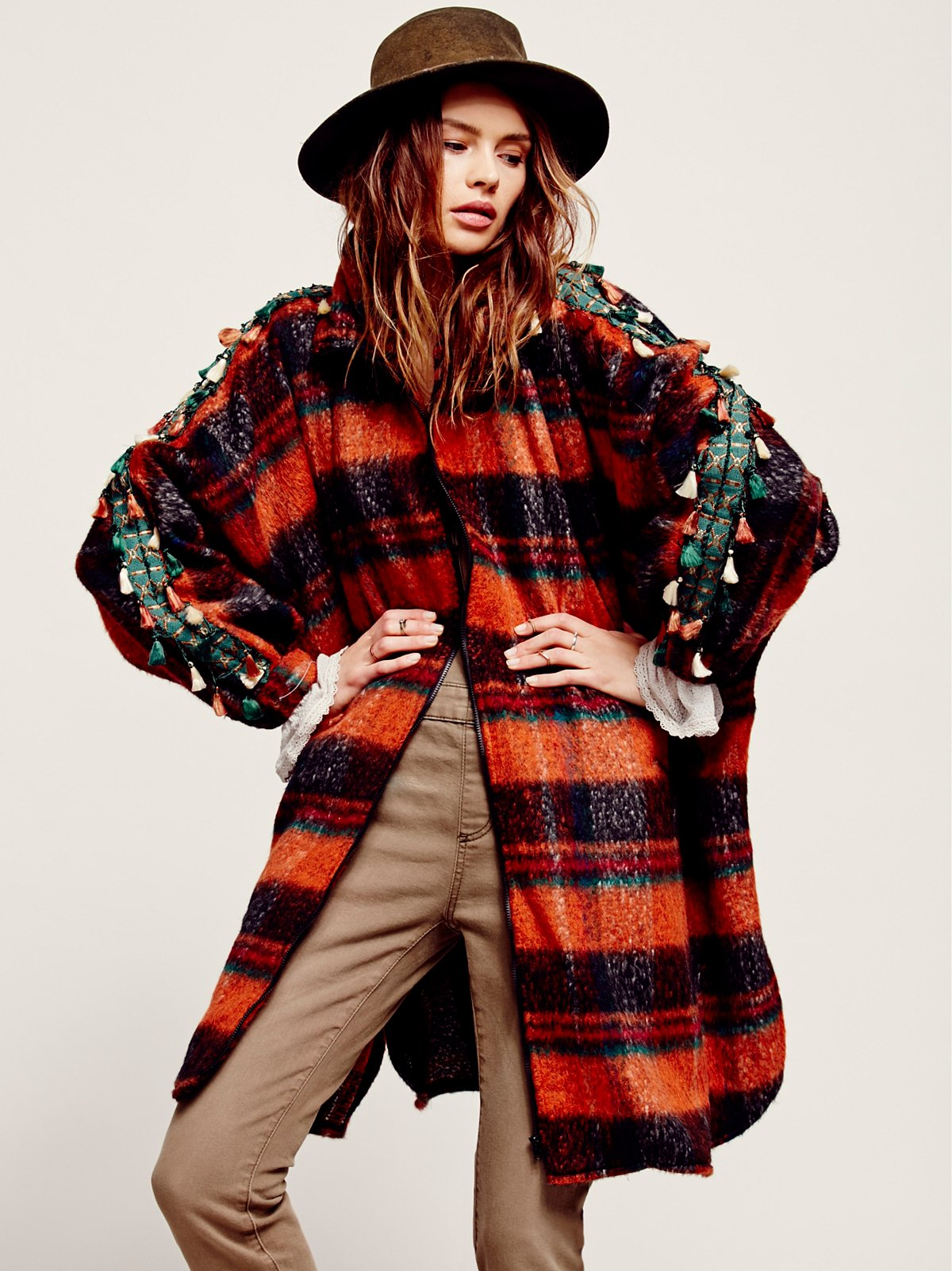 This Place Tassel Jacket