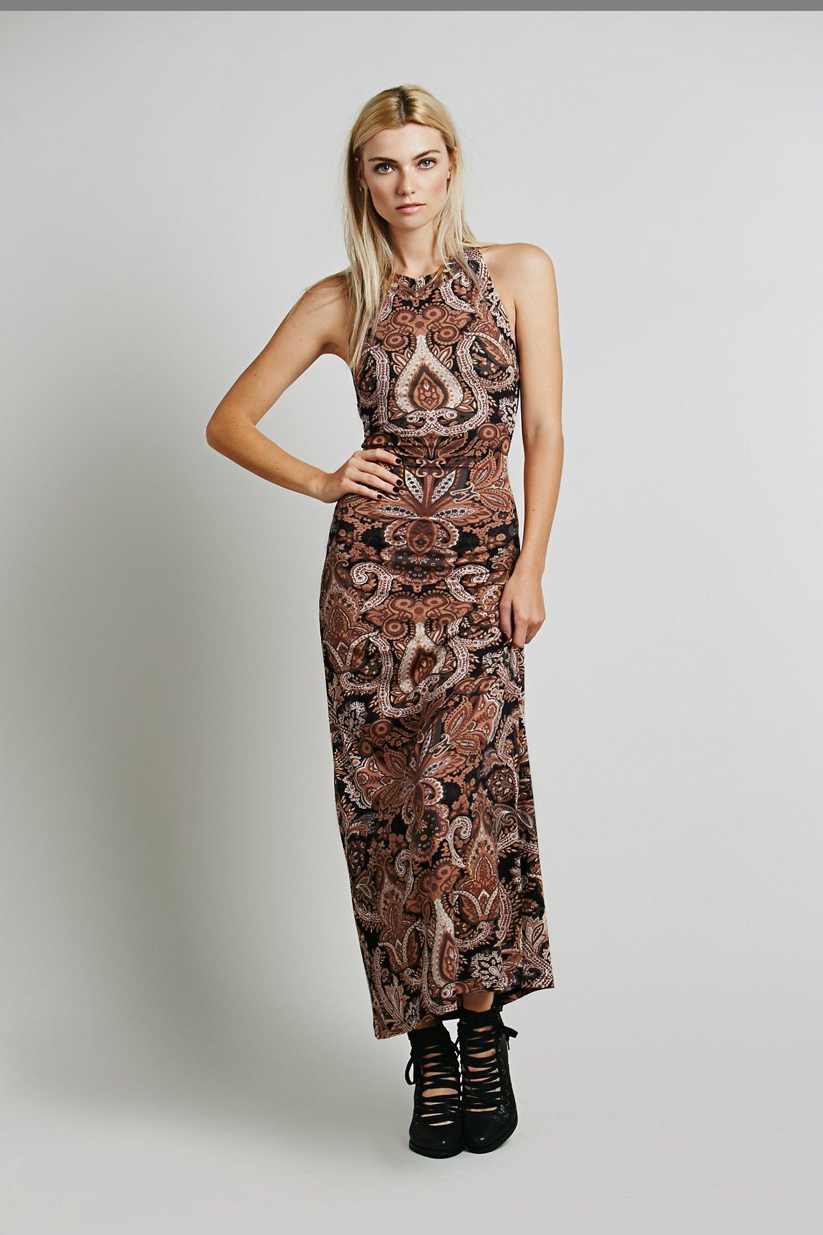 Midnight Rambler Dress
