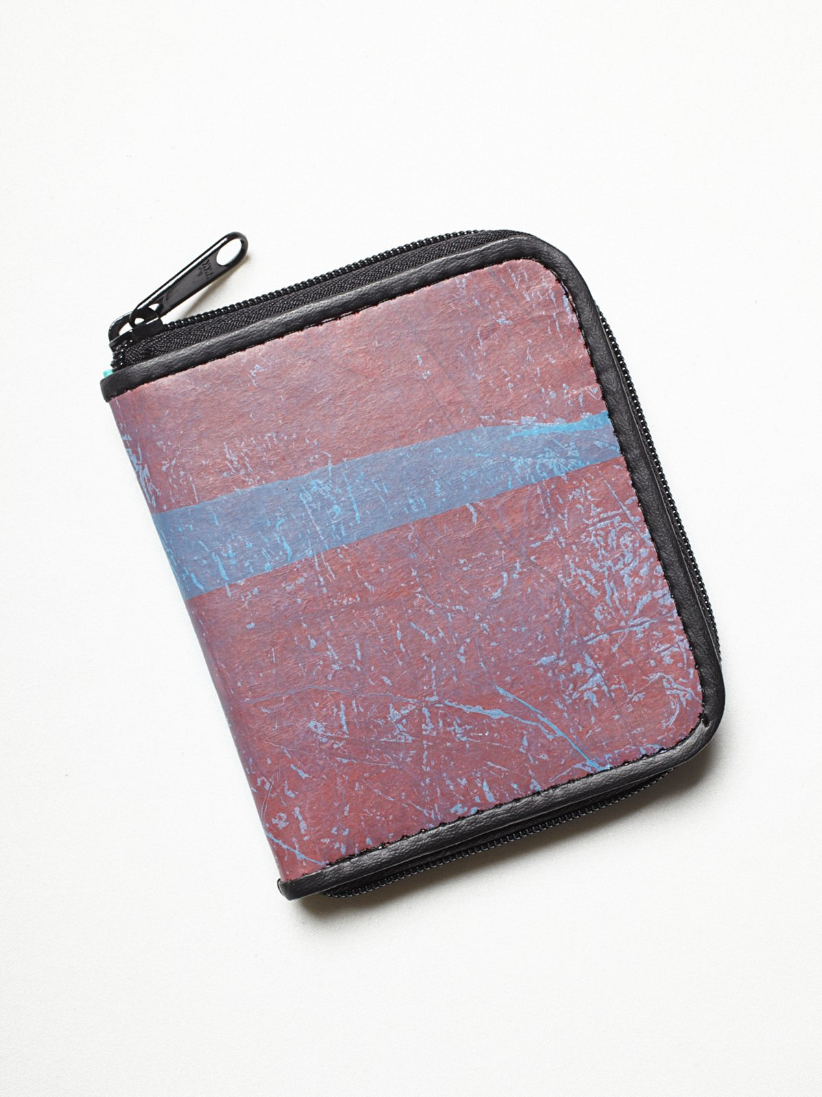 Shorty Color Block Wallet