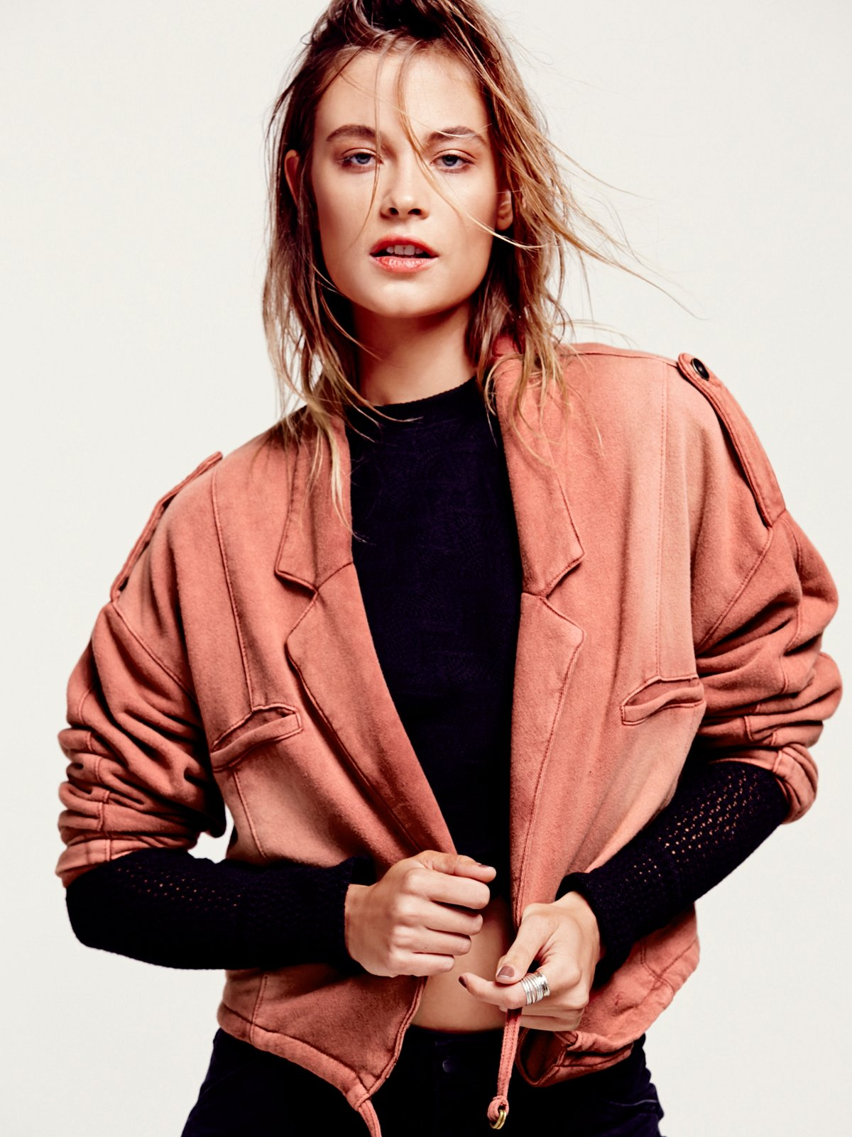 FP New Romantics Earhart Jacket