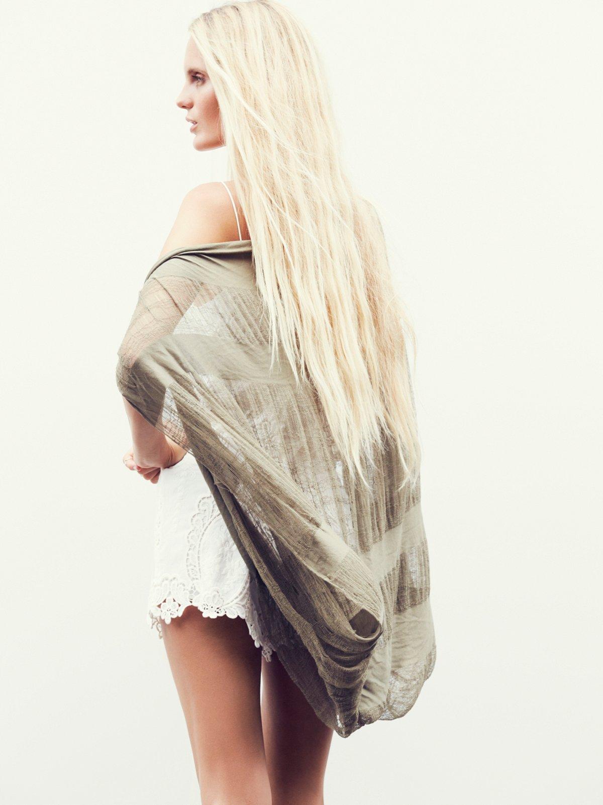 Jessie Shredded Kimono