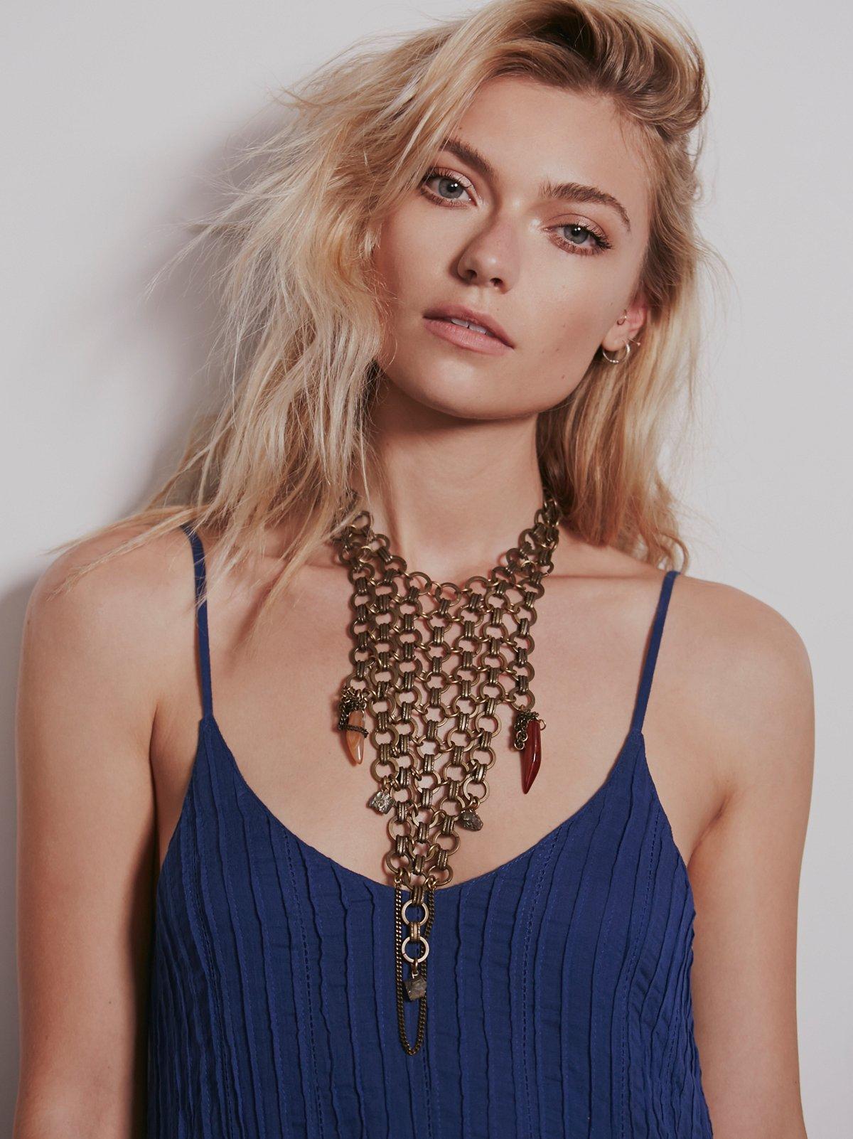 Haar Necklace