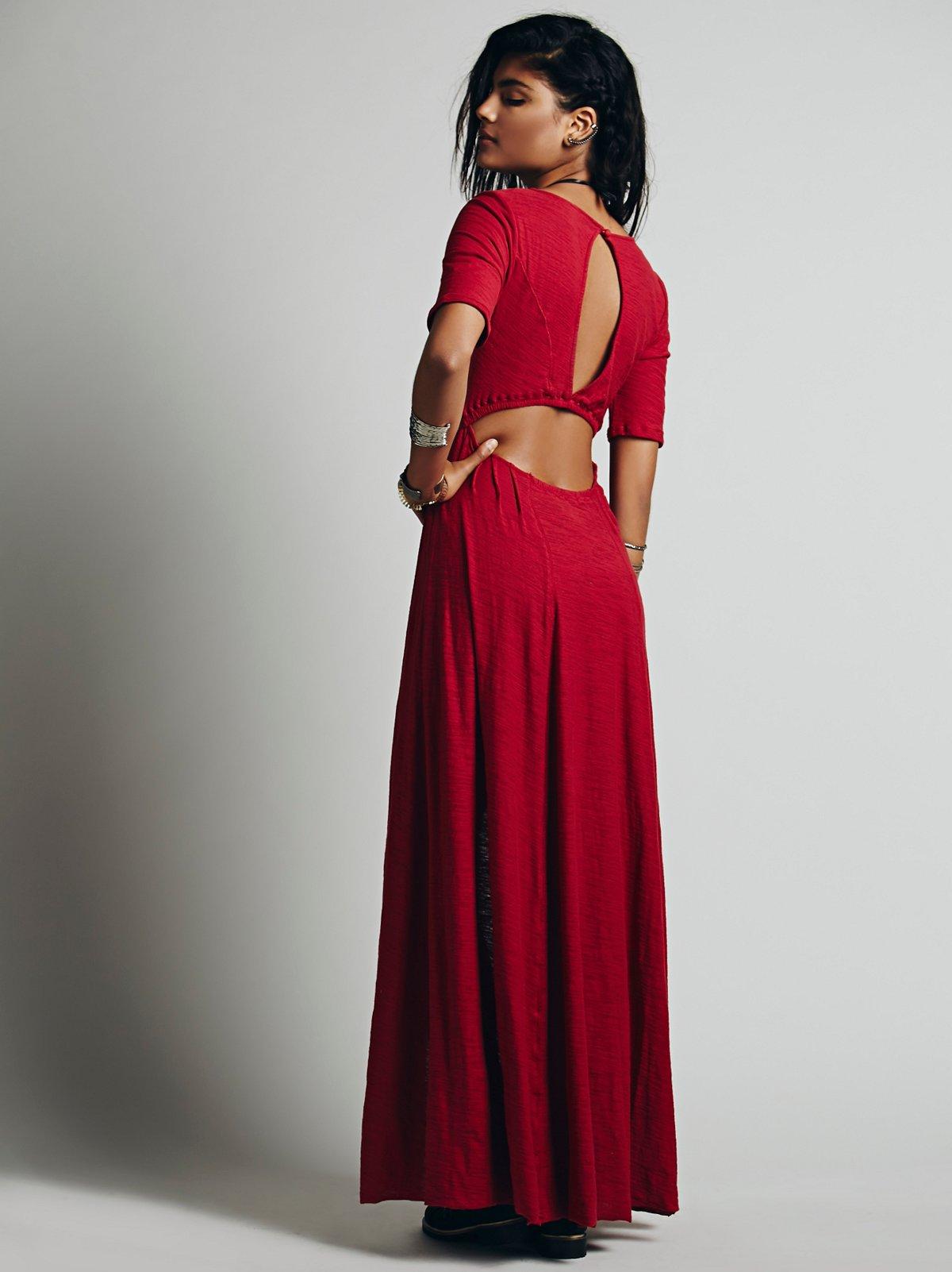 Sunlit Gown Maxi