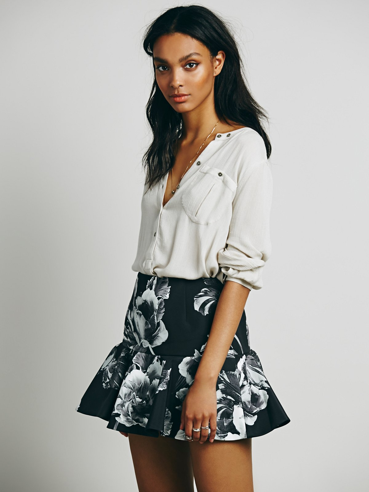 Better Off Alone Skirt