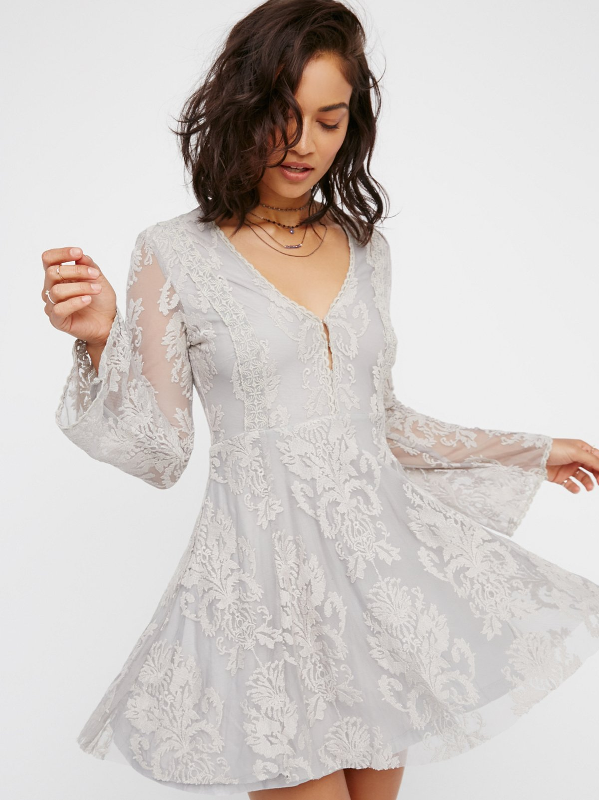 Reign Over Me Lace Dress