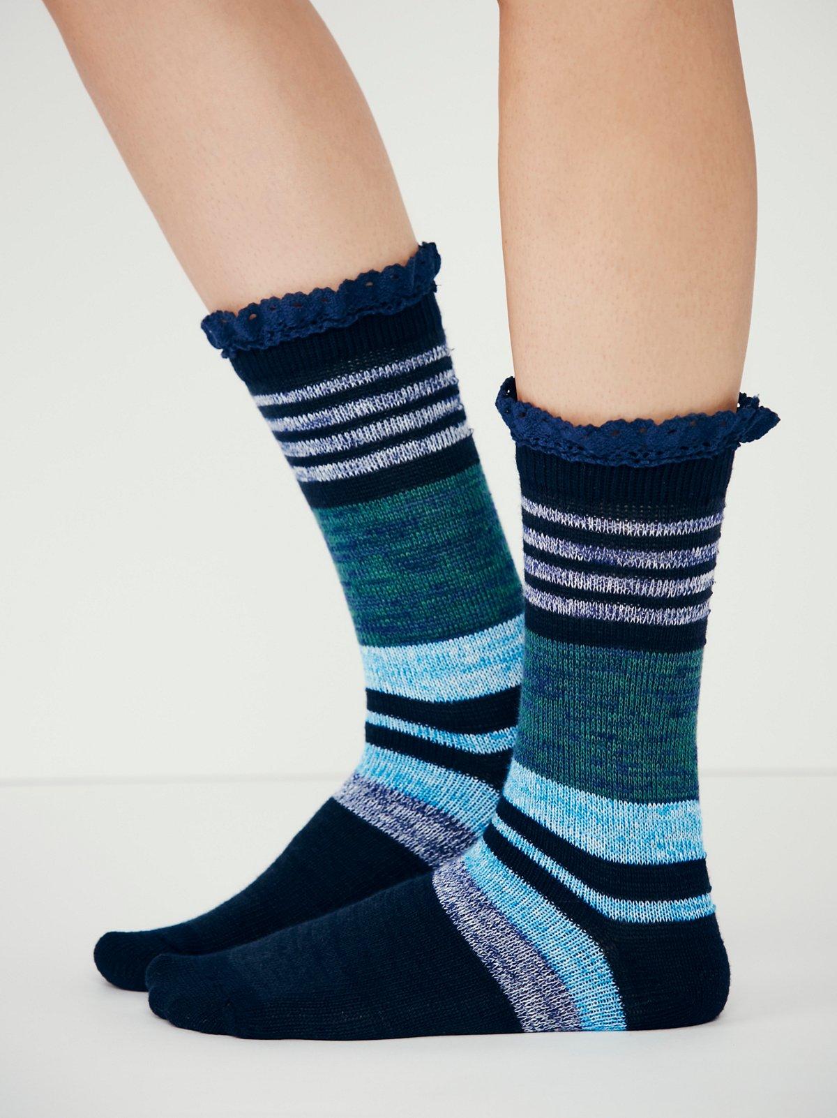Regatta Ruffle Sock