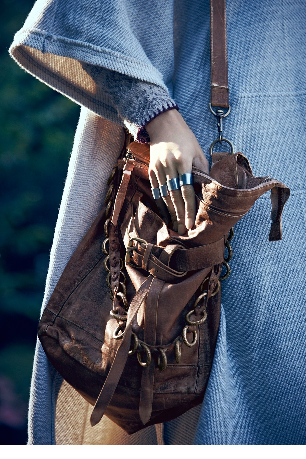 Enfield Leather Hobo