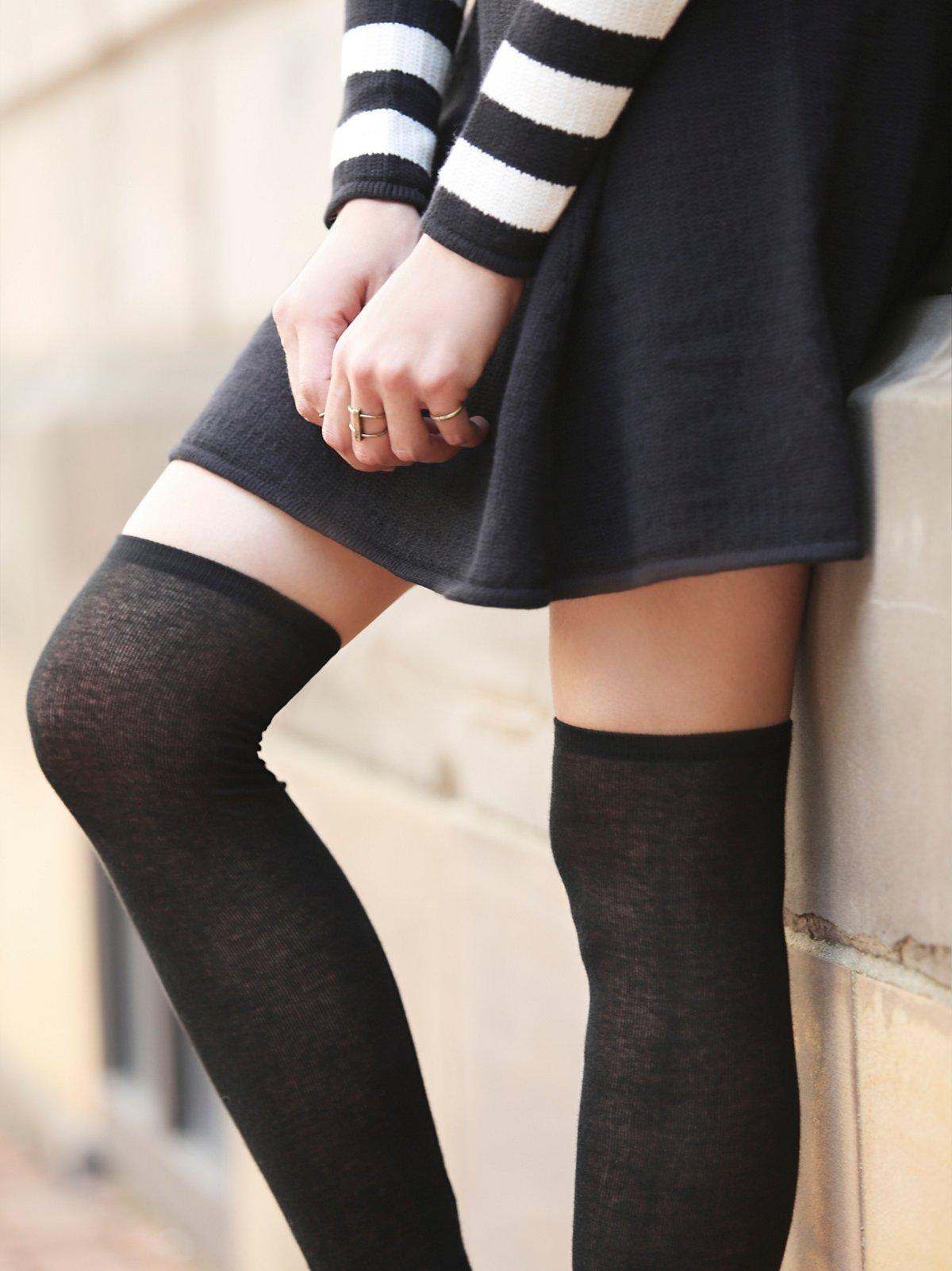 Caravel Thigh Hi