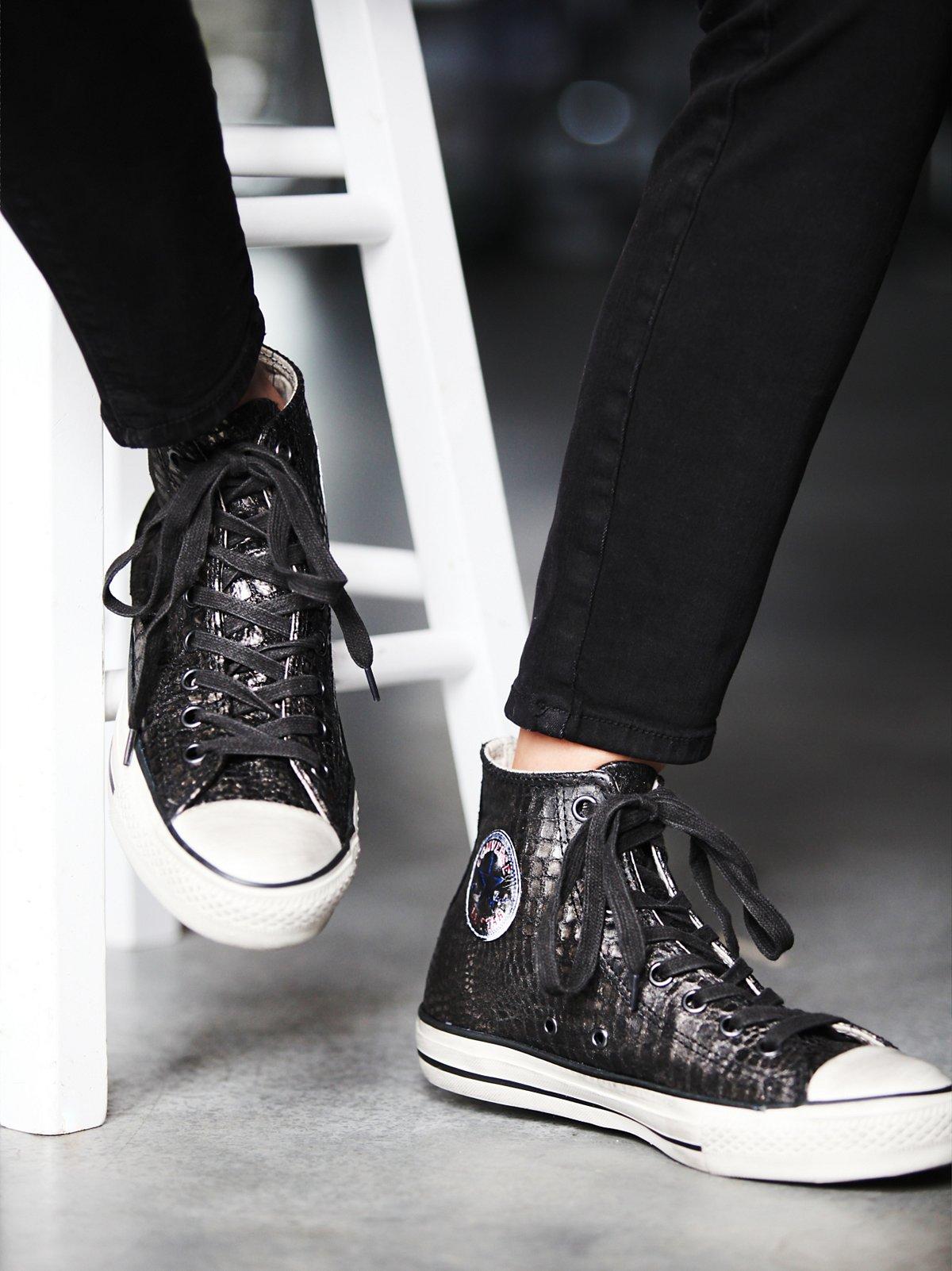 JV Reptile帆布鞋