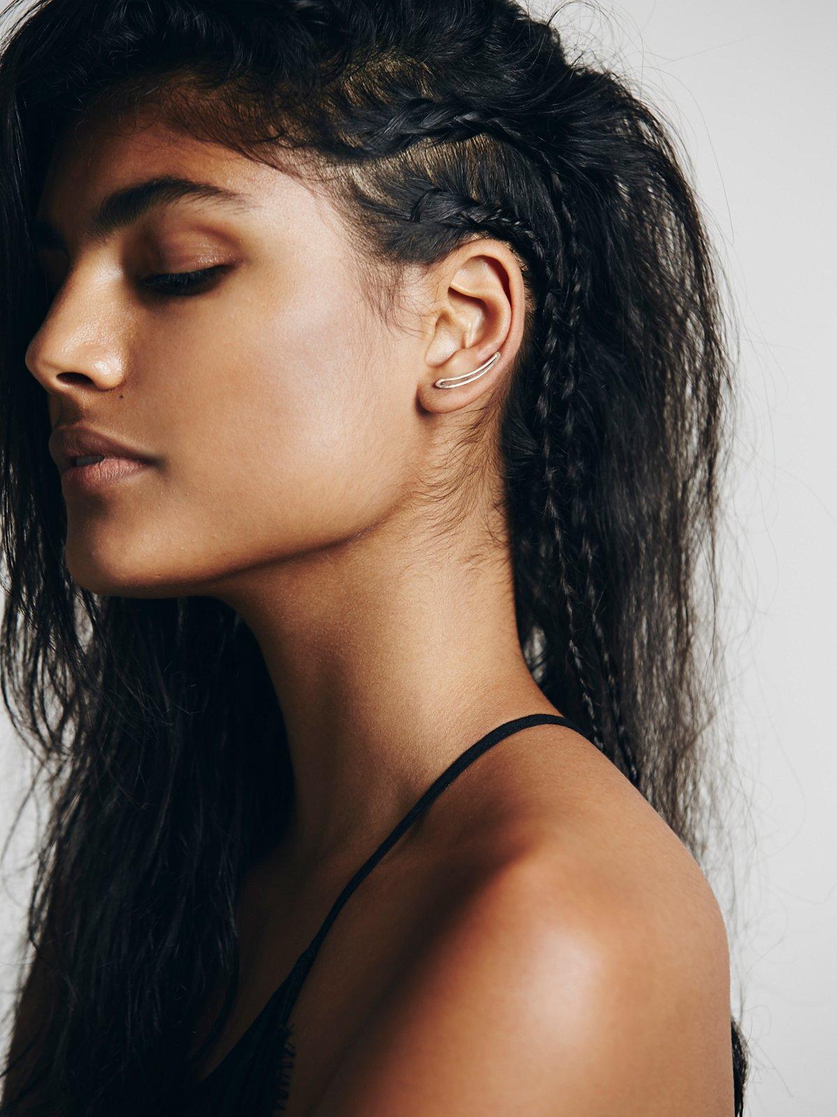 Minimal Ear Pins