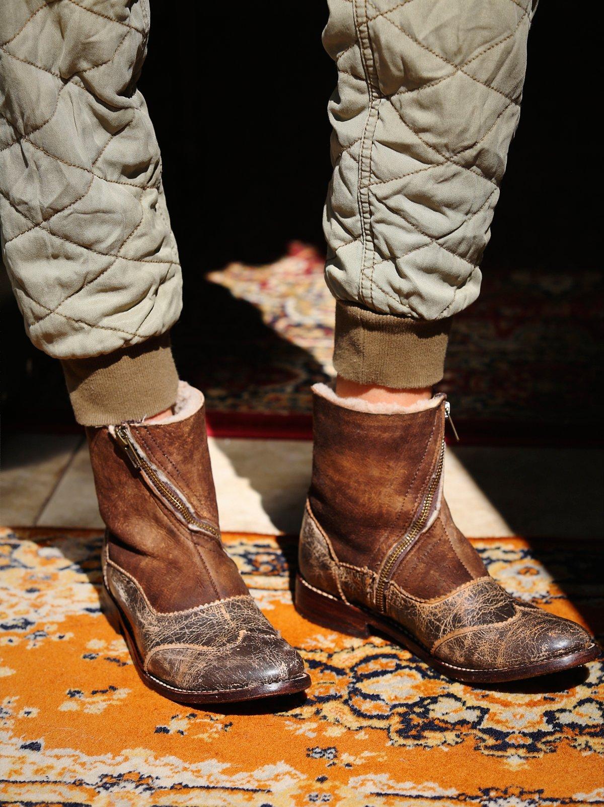 Rush Shearling Boot