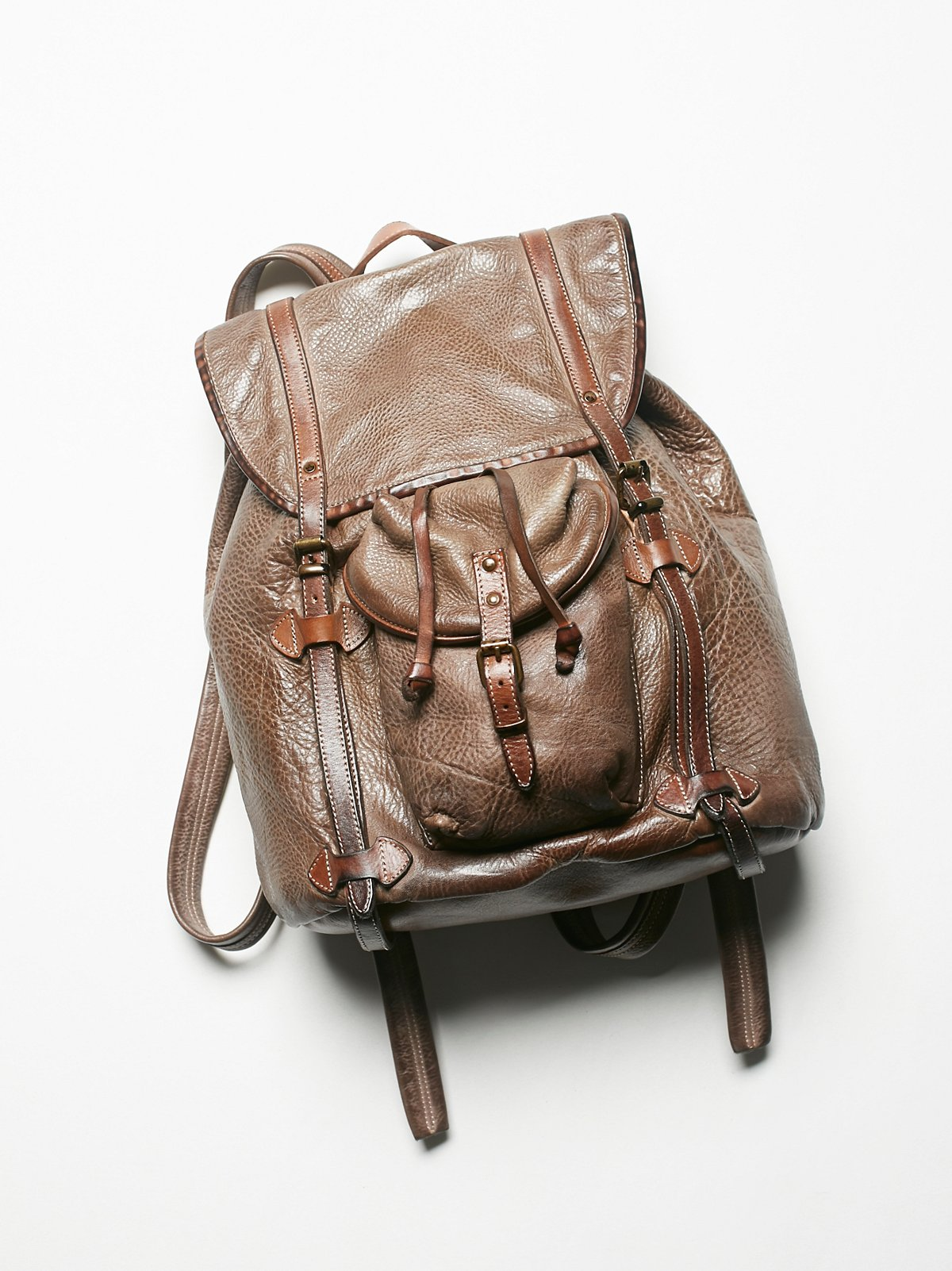 Marino Leather Backpack
