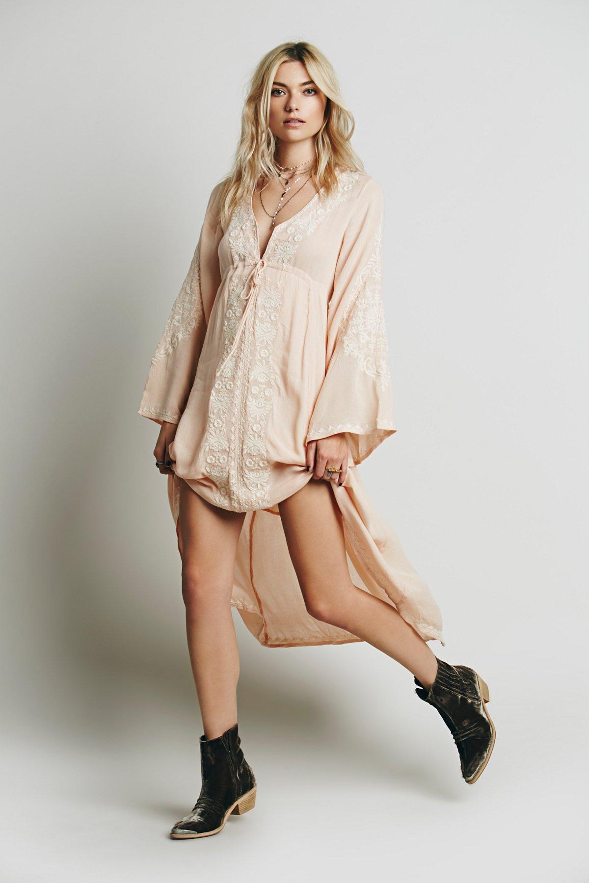 Dreamweaver连衣裙