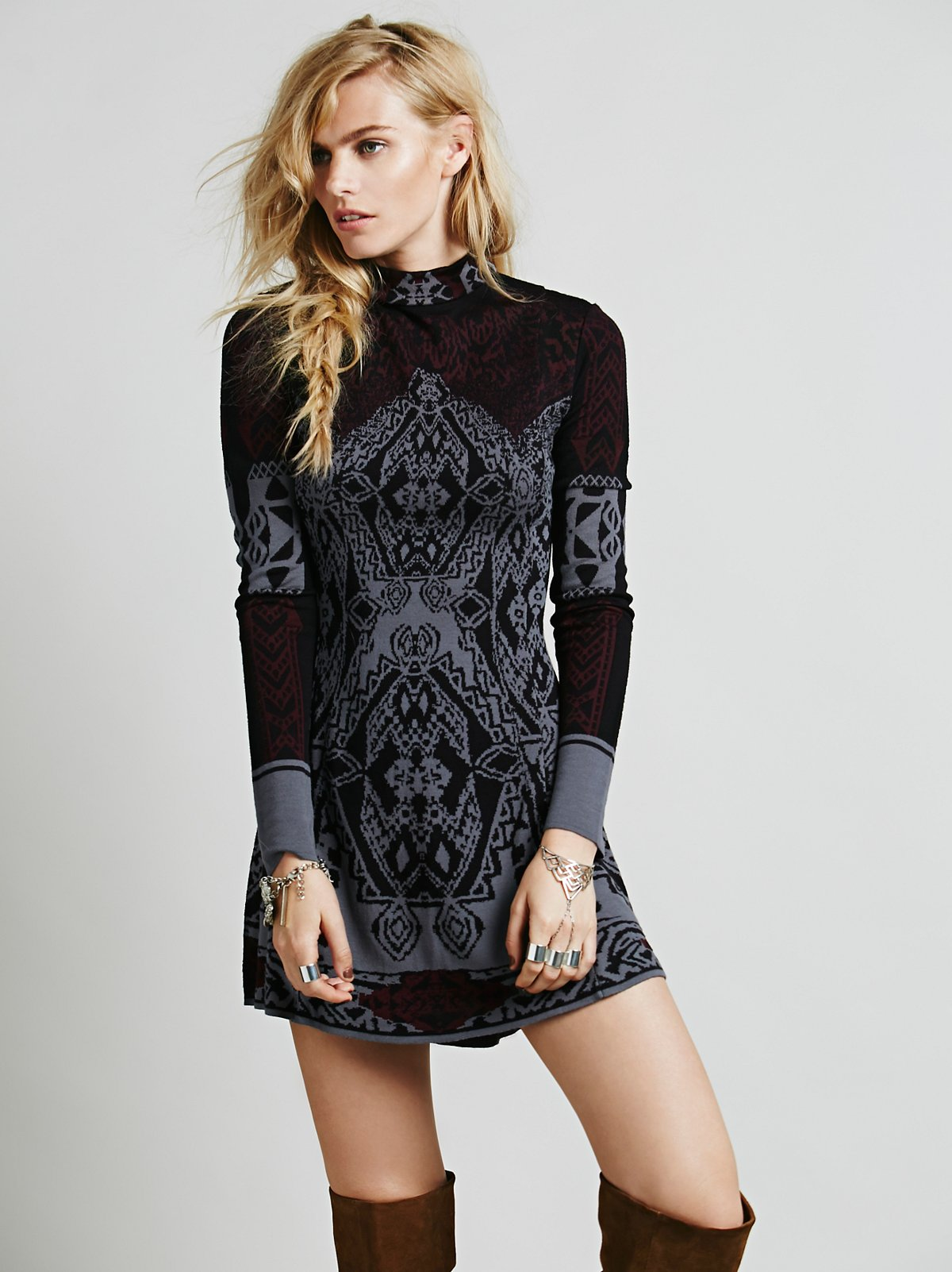 Miles and Miles Sweater Dress
