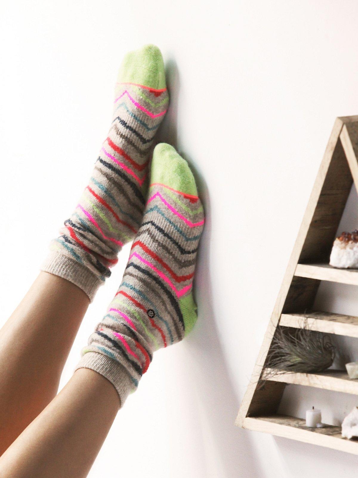 Lily Crew Sock