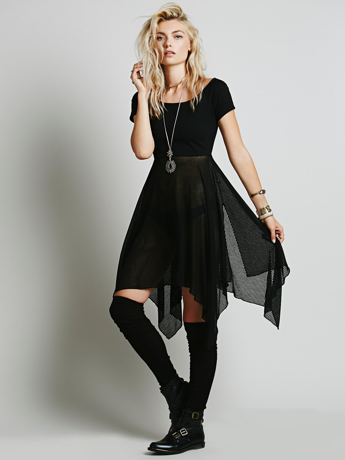 Jete Dress
