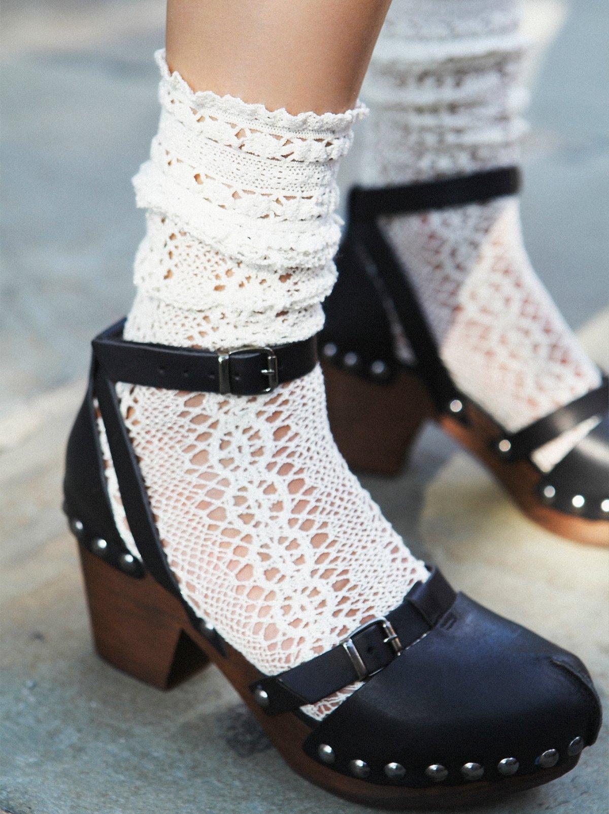 Bonita短筒袜