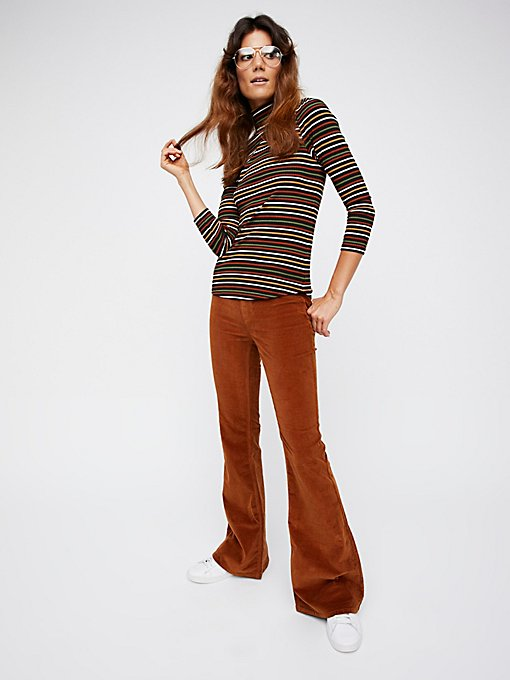 Product Image: Pull on Corduroy Flare