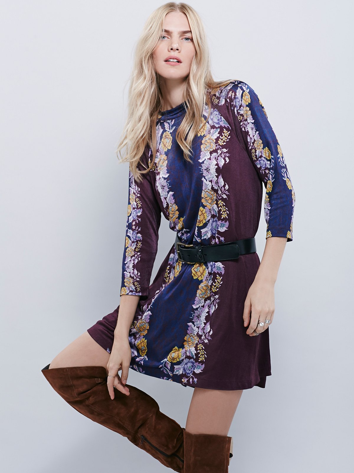 FP New Romantics Fiesta Floral Dress