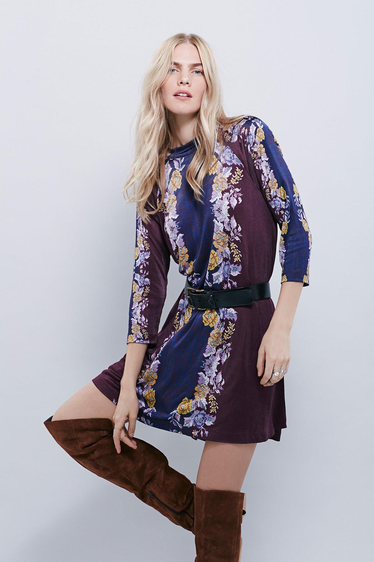 FP New Romantics Fiesta Floral Dress