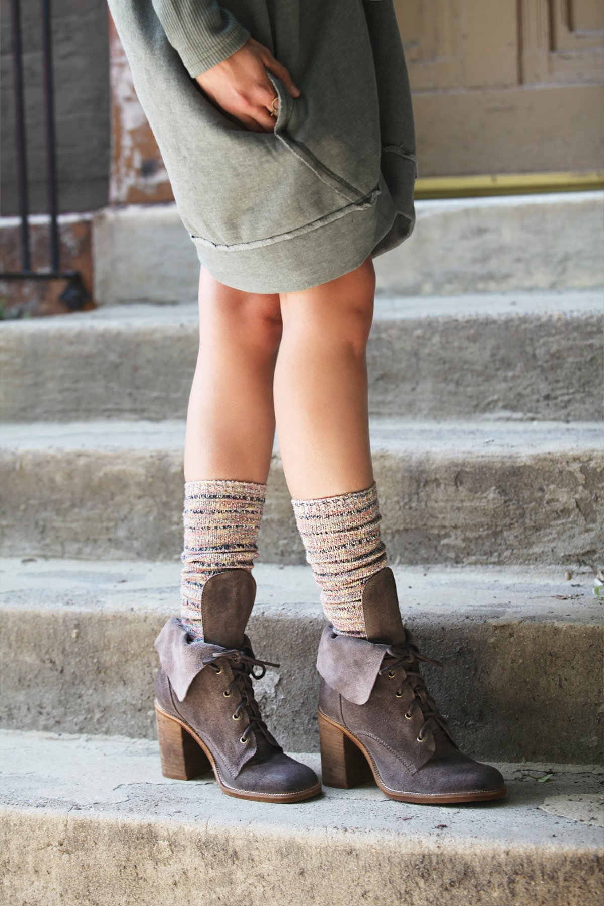 Andover Lace Up Boot