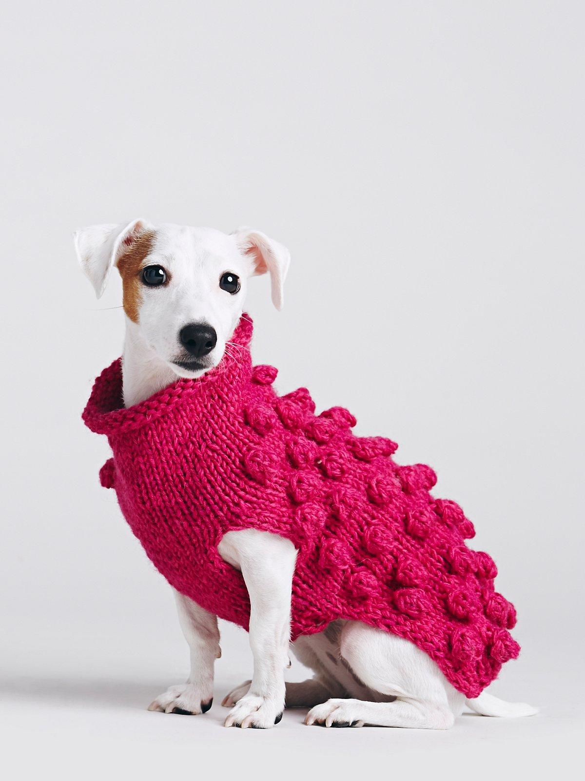 Bobble针织毛衫