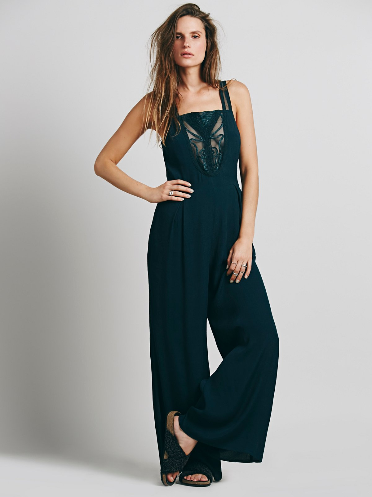 Field Dancer Jumpsuit