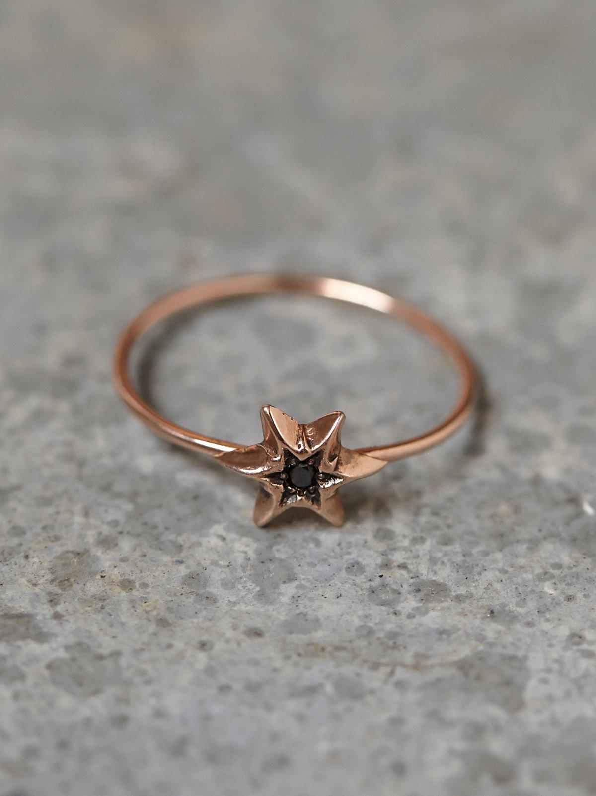 Itzel钻石戒指