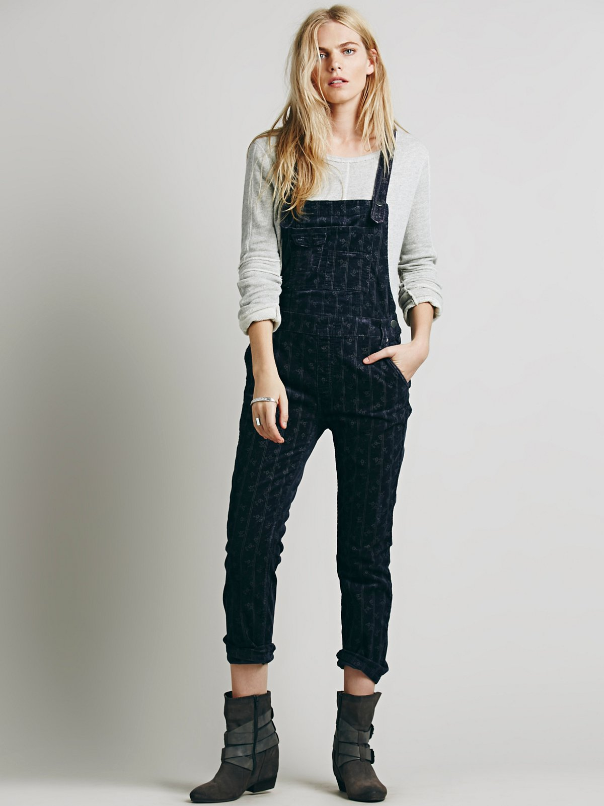 Quinn Cord Overall