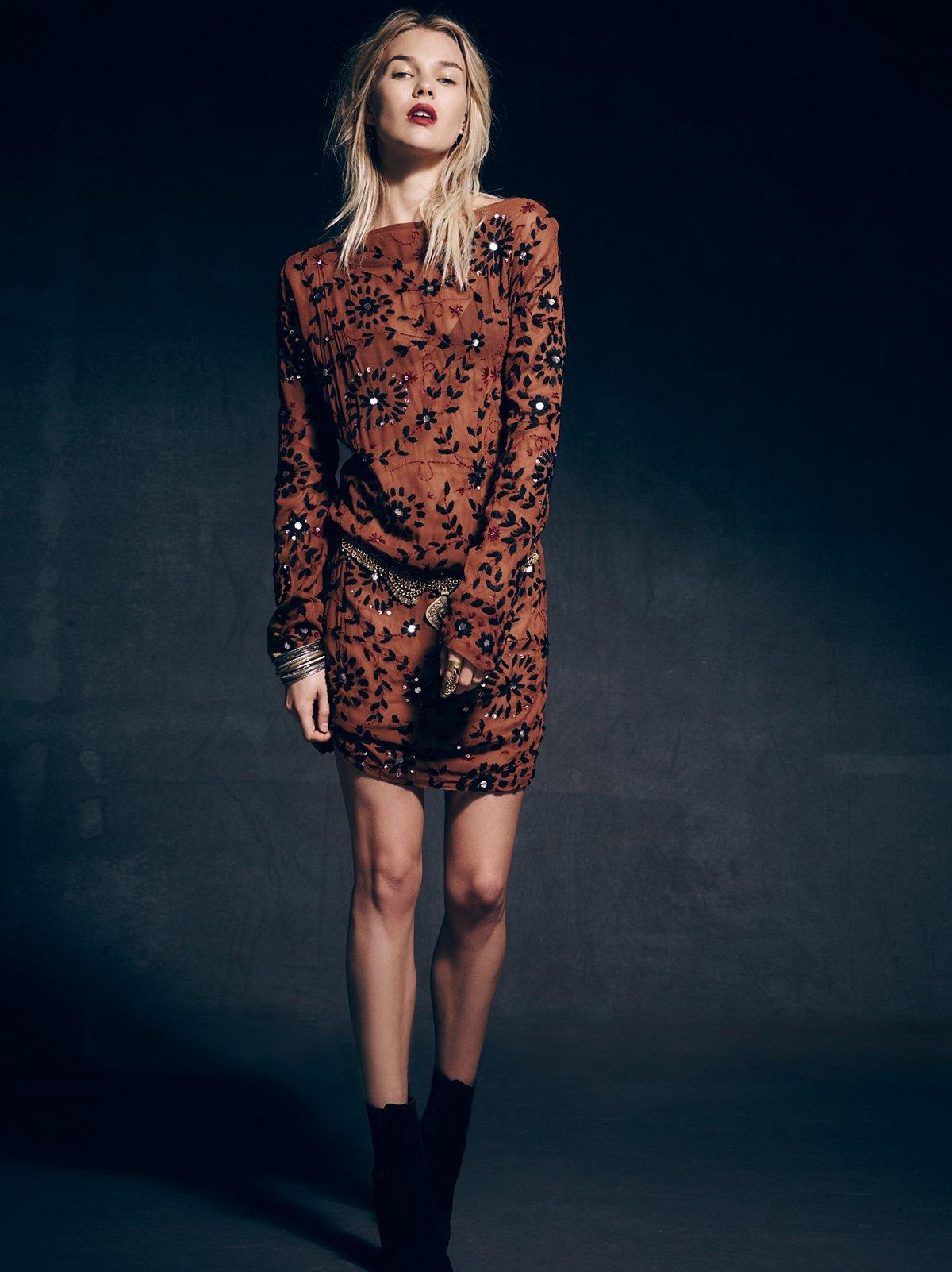 Appoline Mini Dress