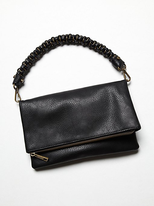 Product Image: Vegan Foldover Clutch