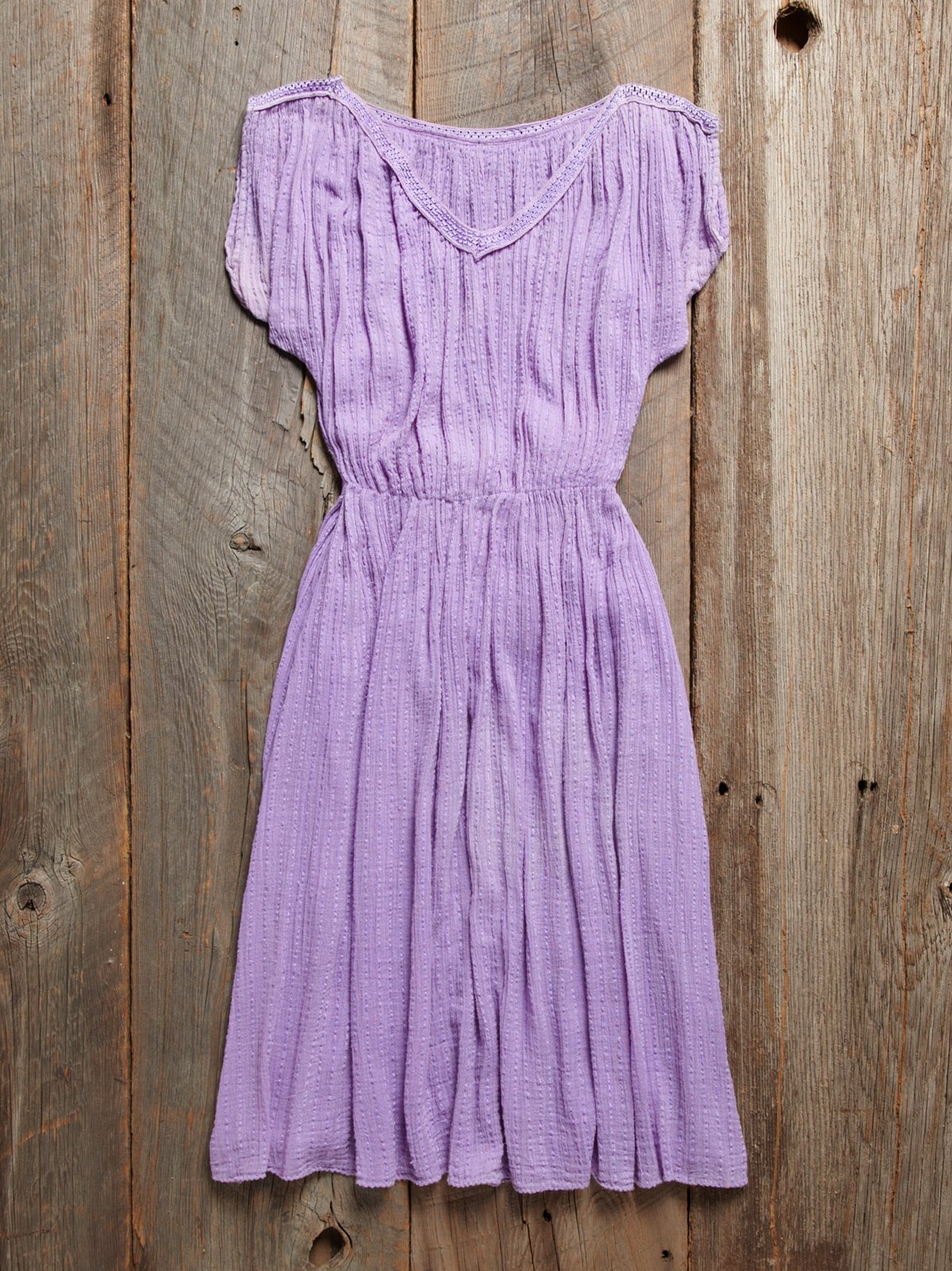 Vintage 1960s Gauze Dress