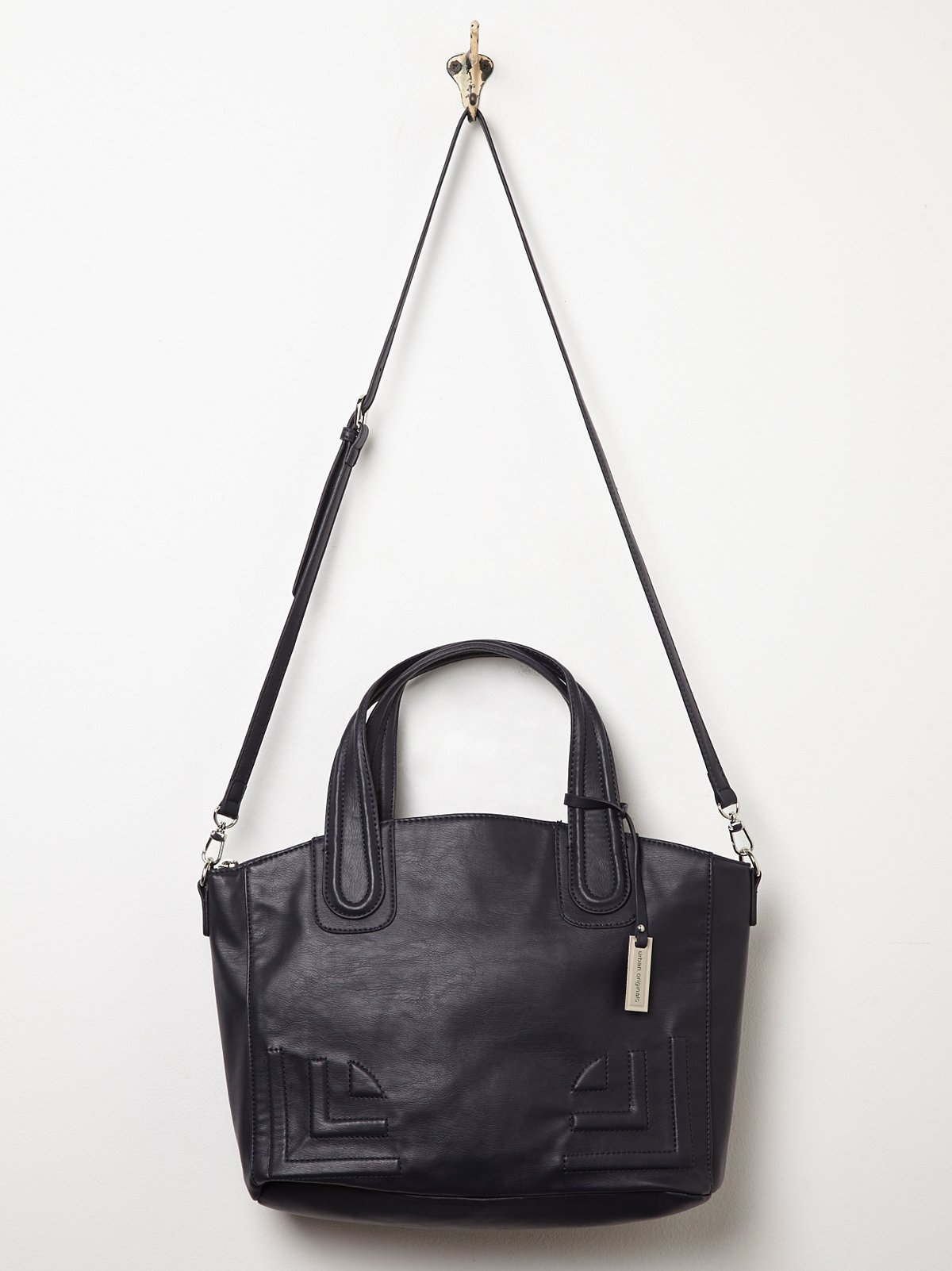 Crush Vegan Satchel