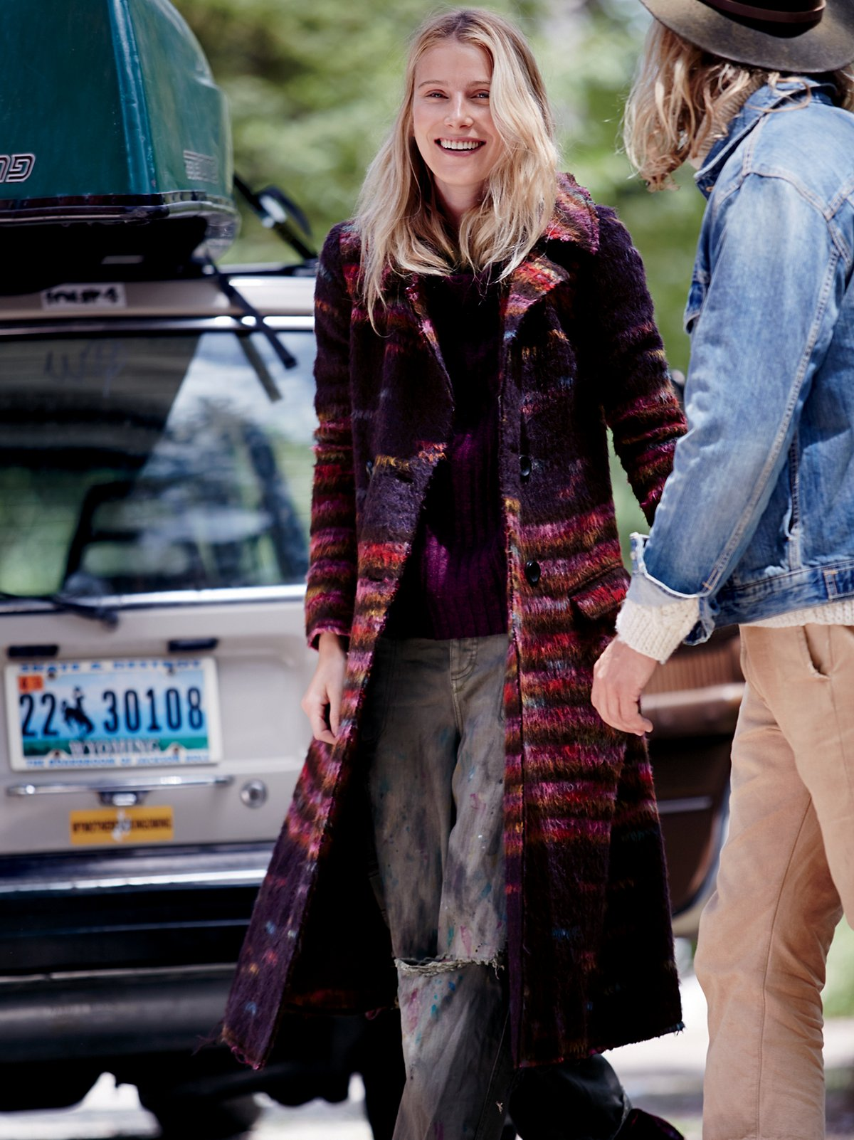 Every Minute Wool Maxi Coat