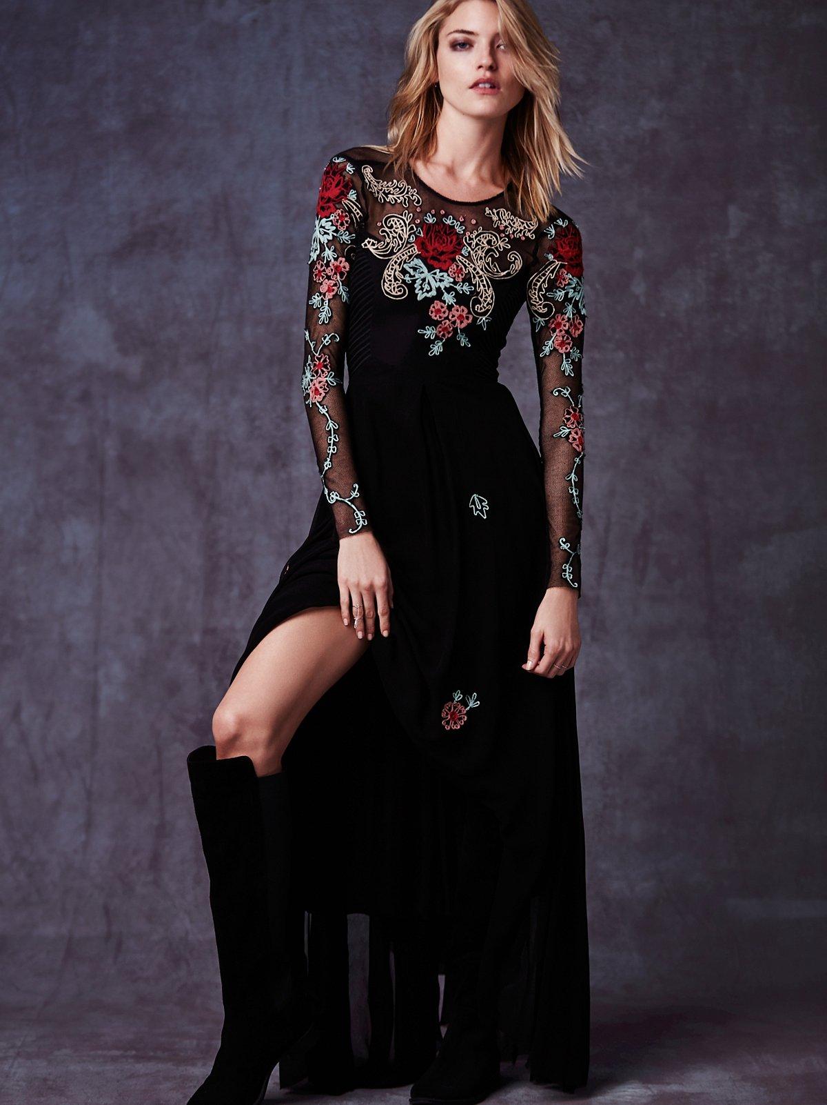 Elizabeth连衣裙
