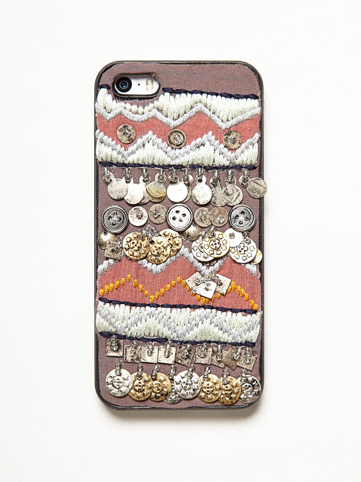 Isla Coin iPhone 5 Case