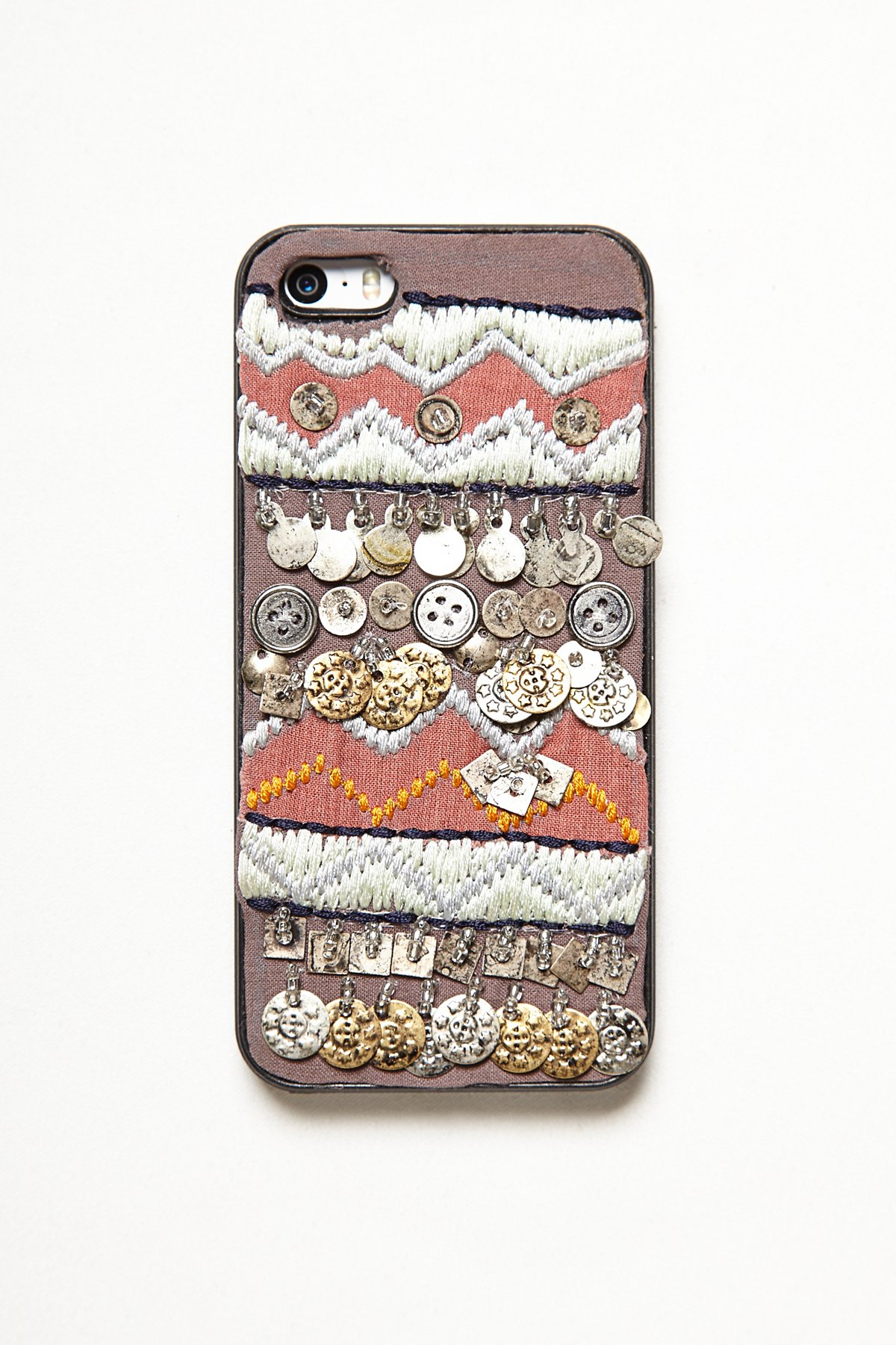 Isla Coin iPhone 5 Case