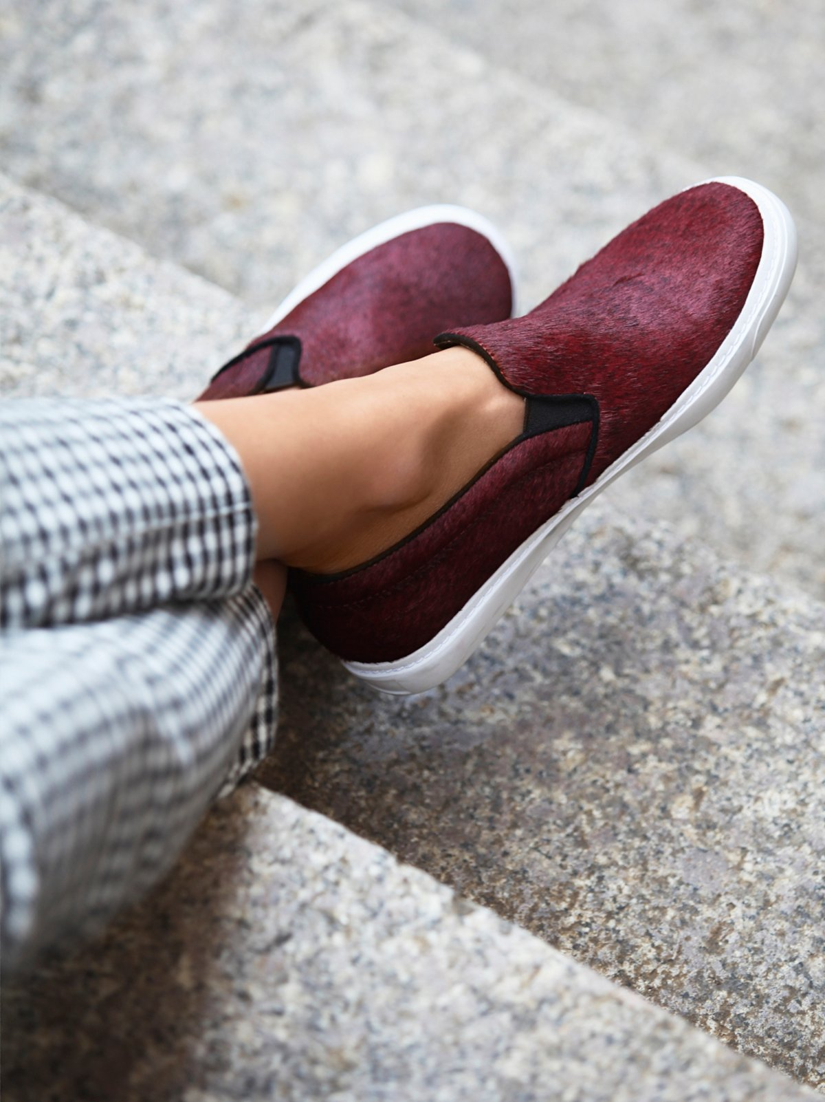 Sam Slip On Sneaker