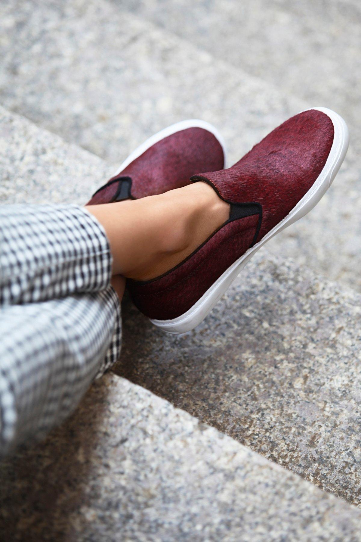 Sam Slip On Sneaker