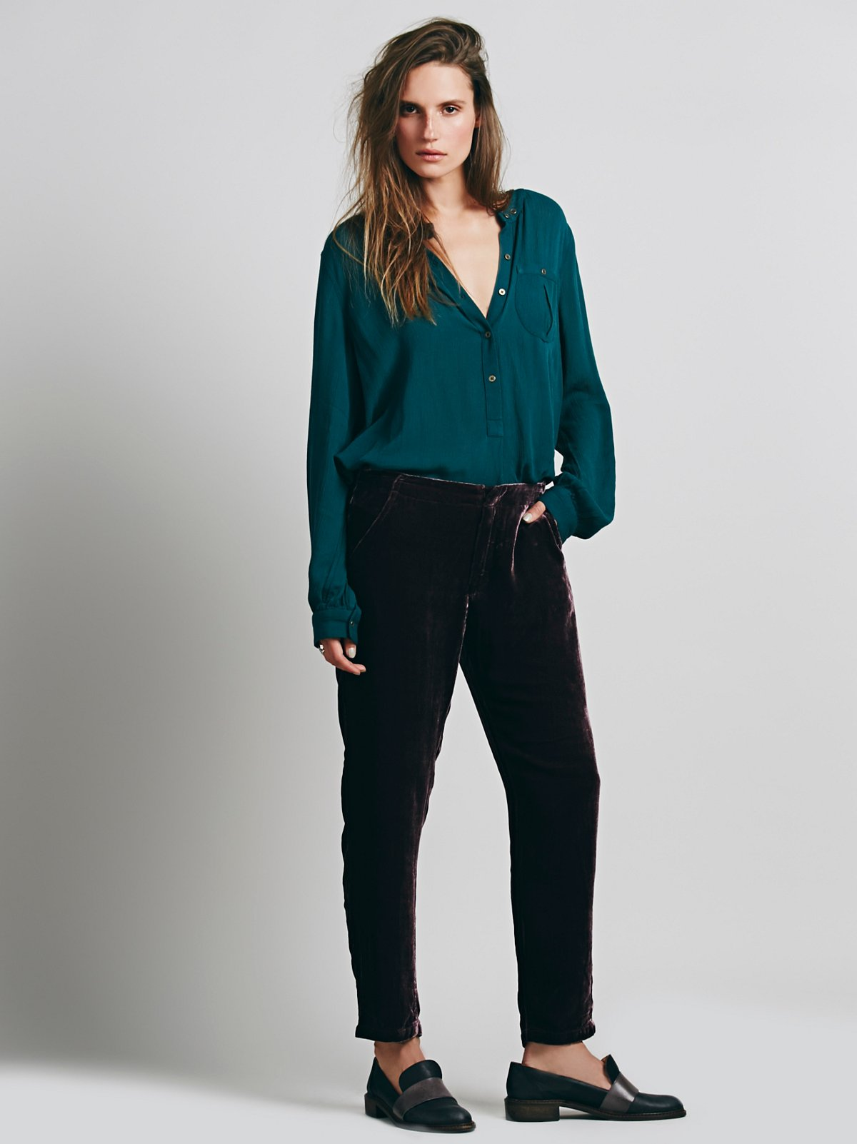 Velvet Hollywood Pant