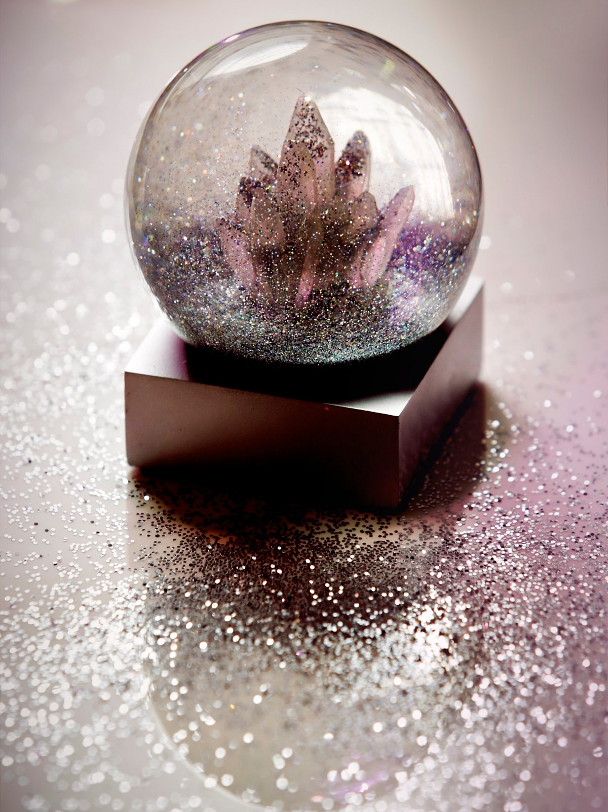 FP水晶雪球